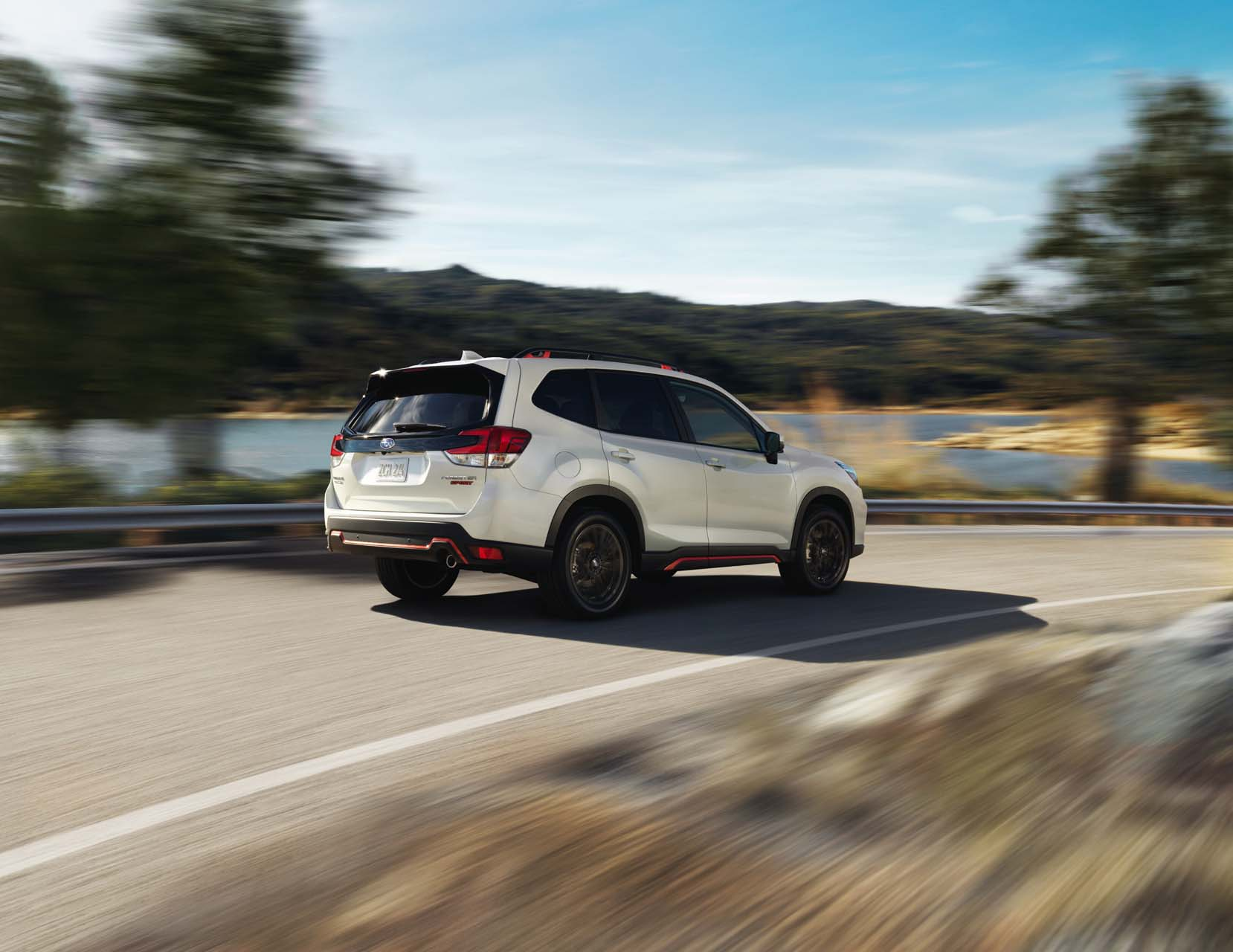 2019 Subaru Forester Sport Review Update Crossover Plays The Name Game
