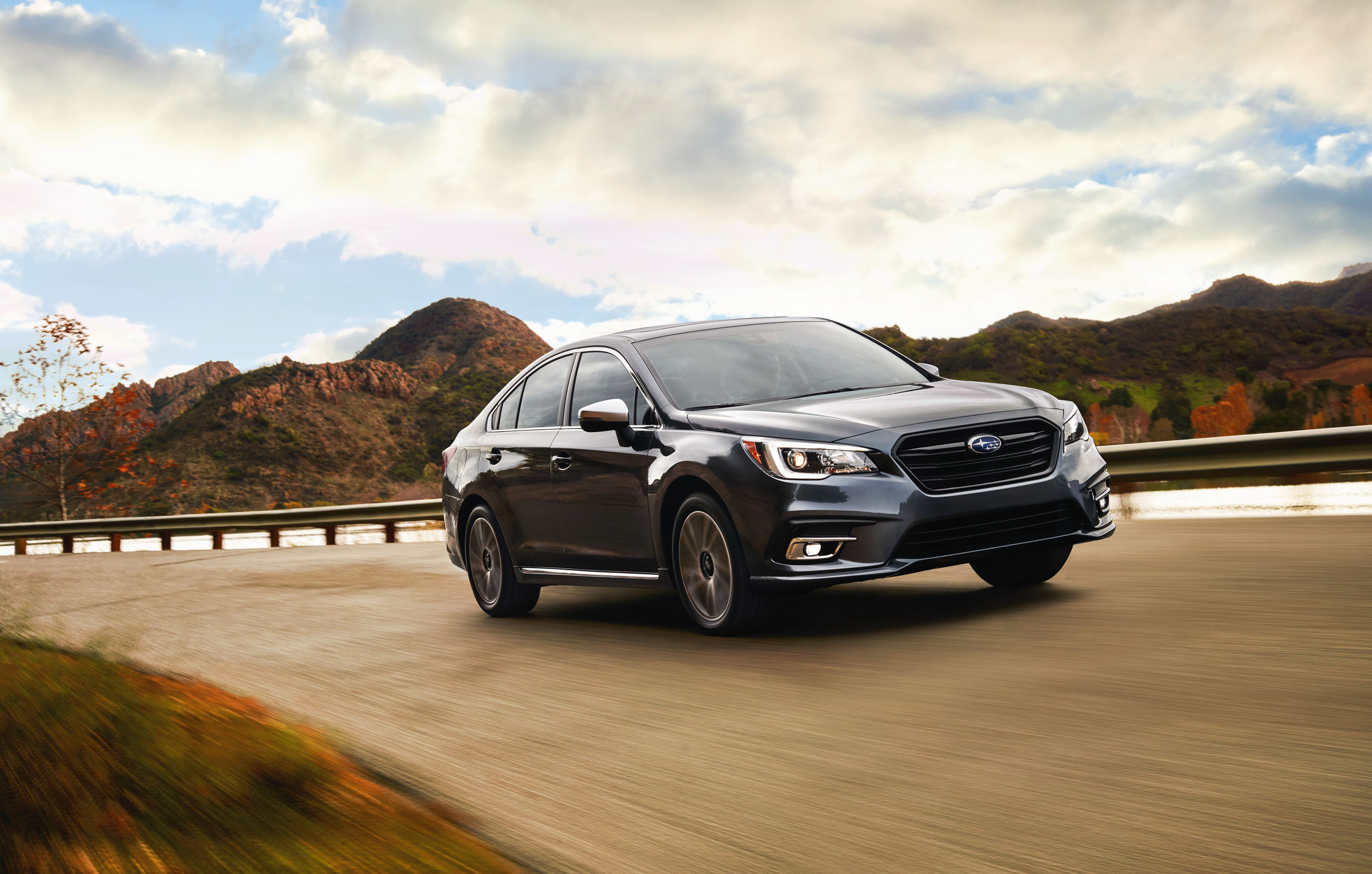 2019 Subaru Legacy Review Ratings Specs Prices And