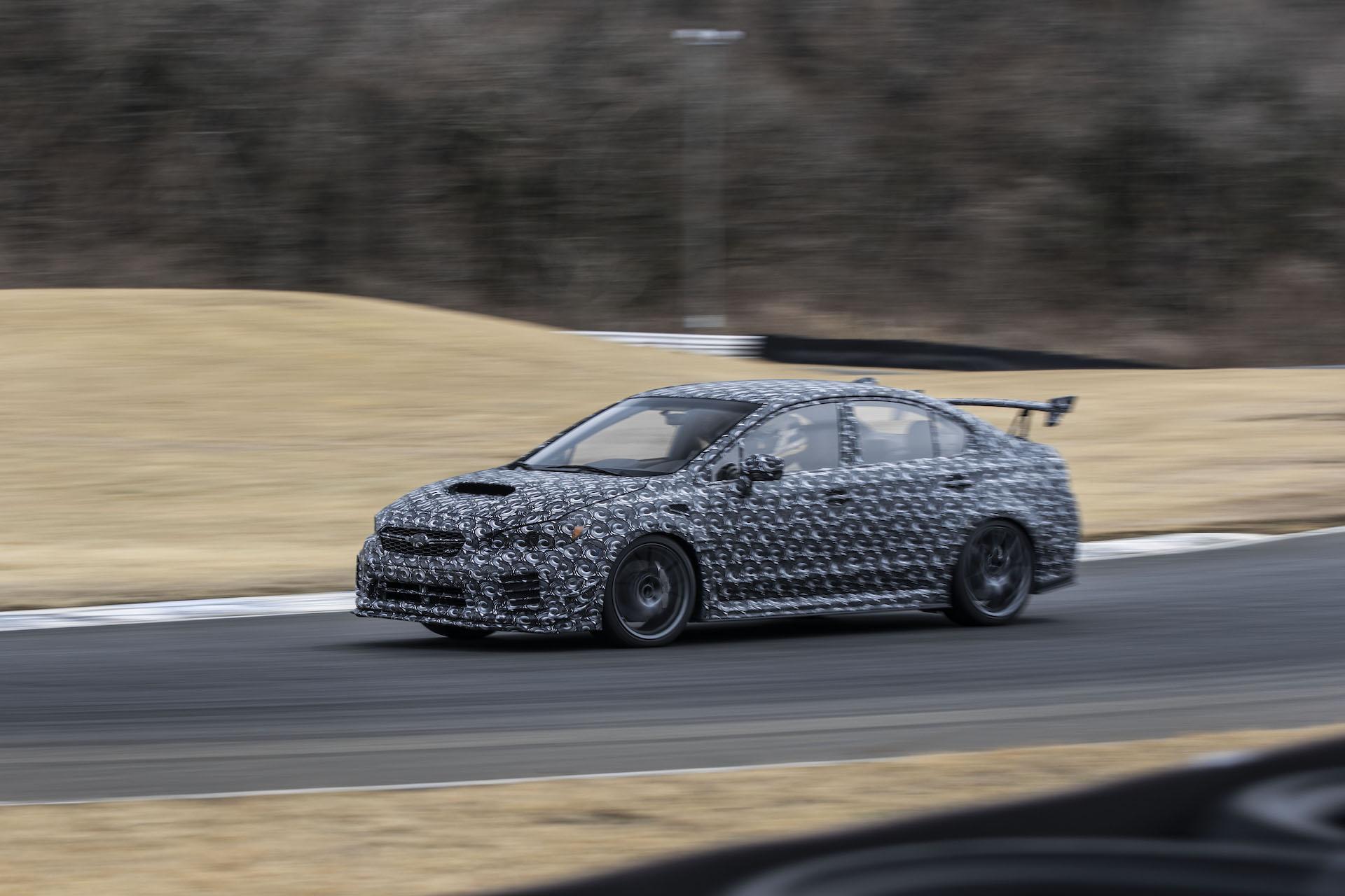 First drive review: The 2019 Subaru WRX STI S209 has zero chill