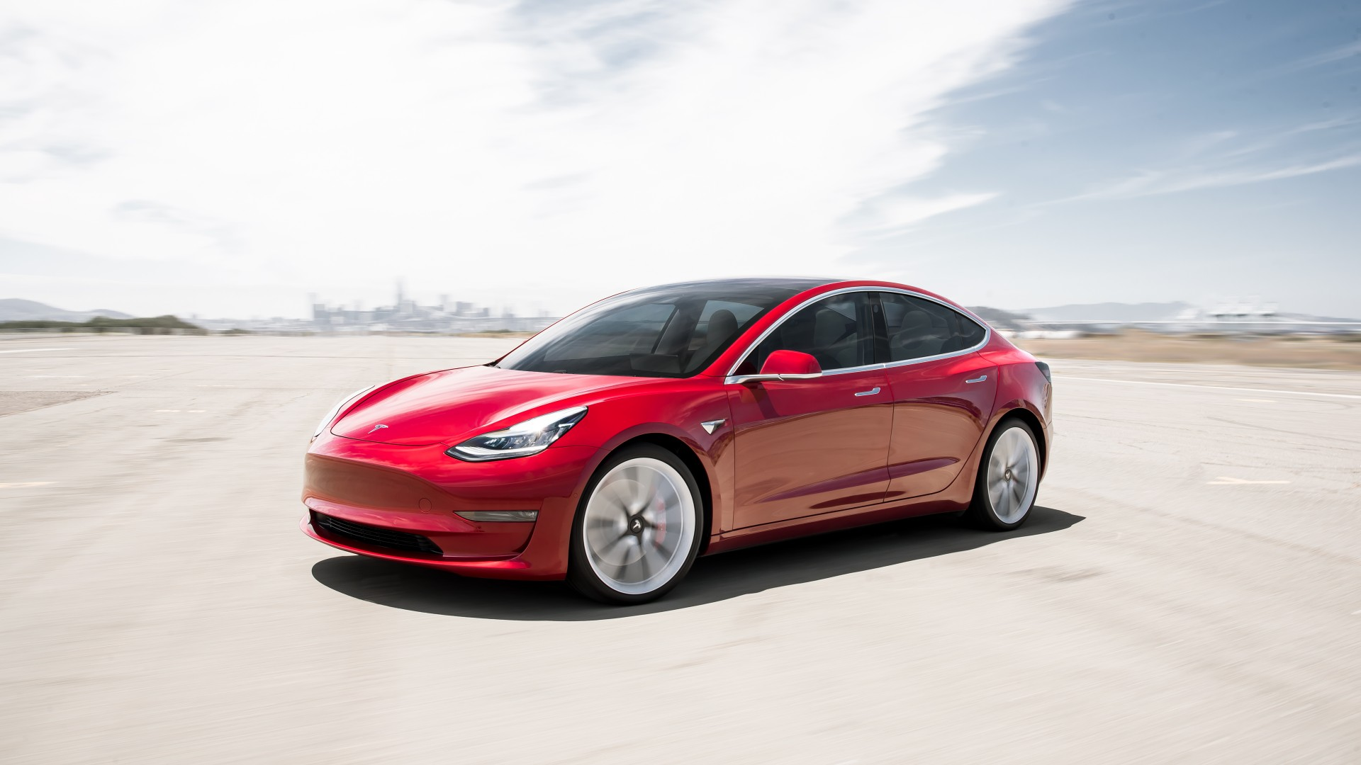 2019 Tesla Model 3 Review Ratings Specs Prices And Photos The Car Connection