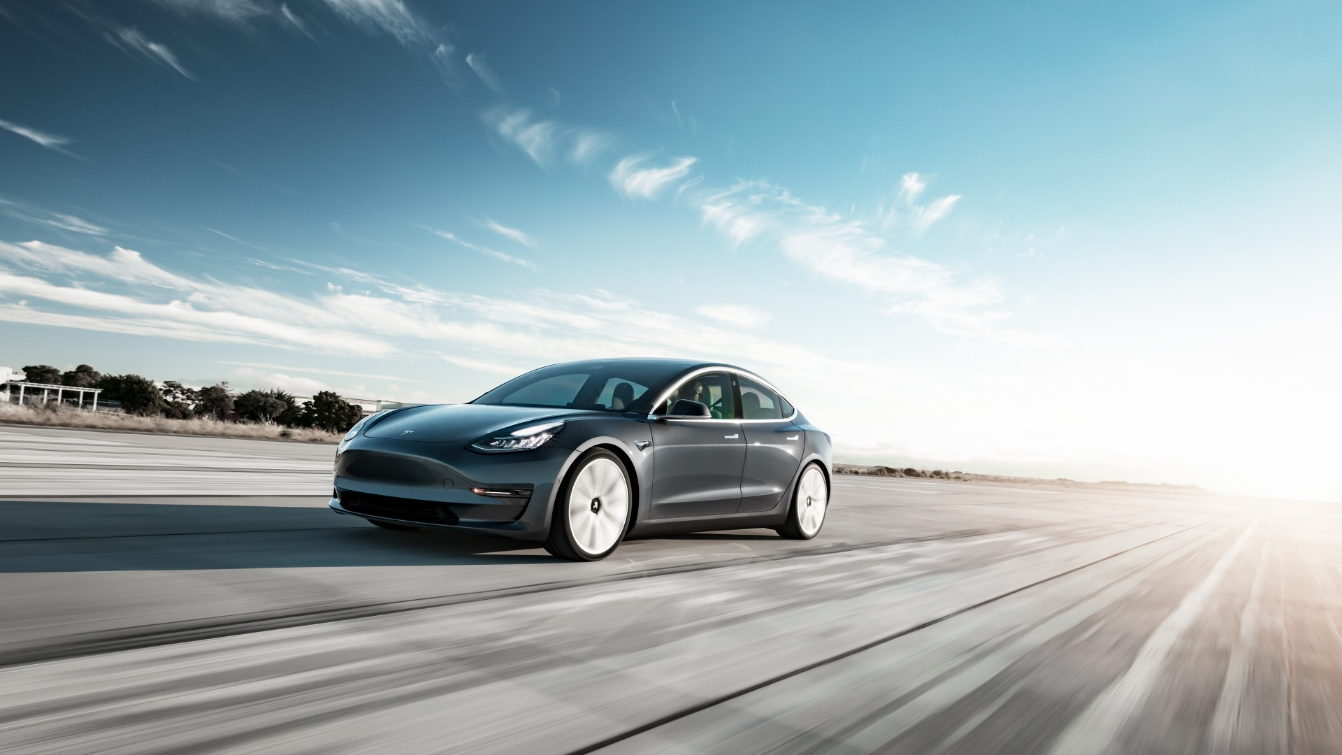 Tesla Model 3 price cut another $1,100, for base price of