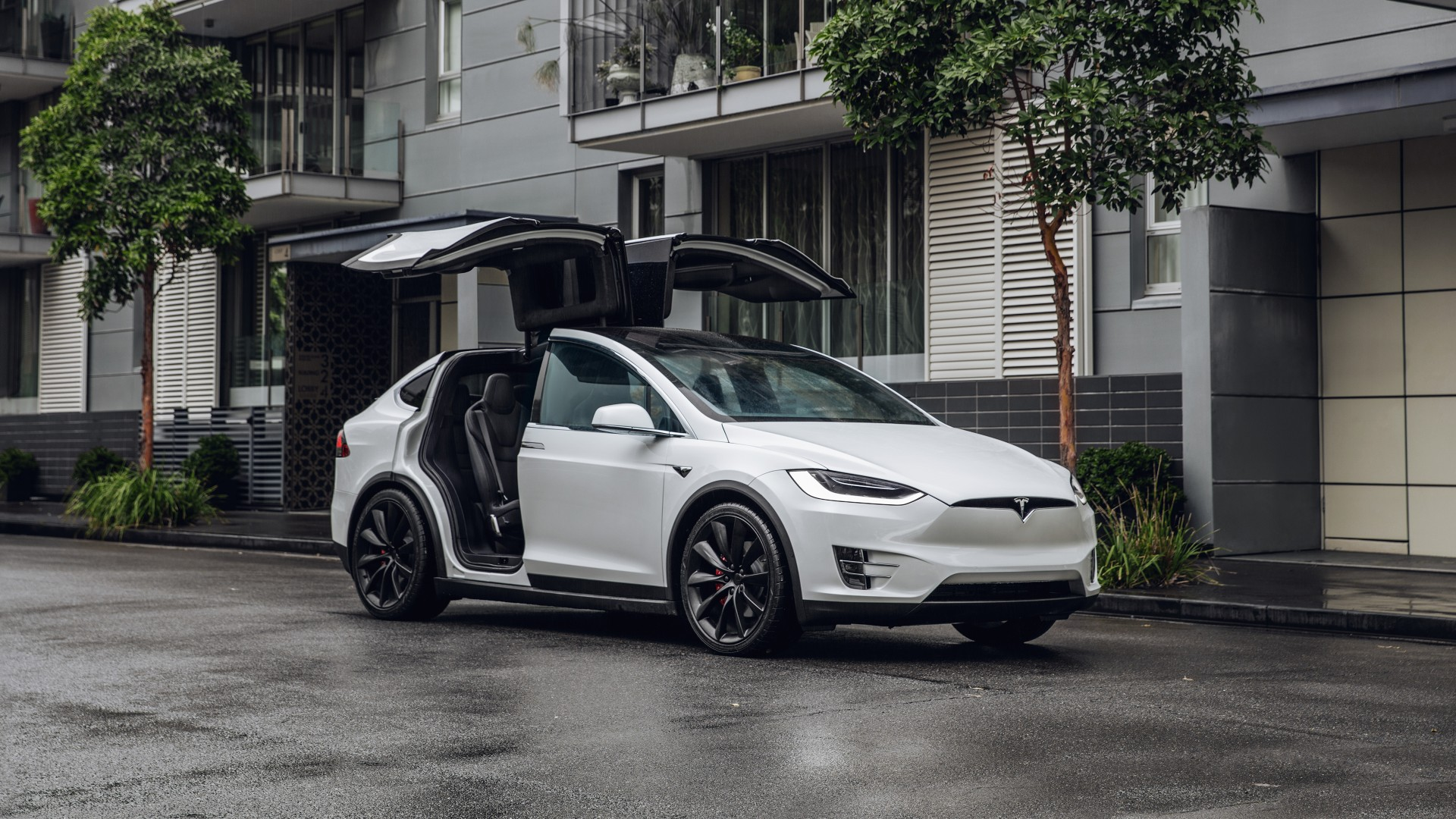 2019 Tesla Model X Review Ratings Specs Prices And