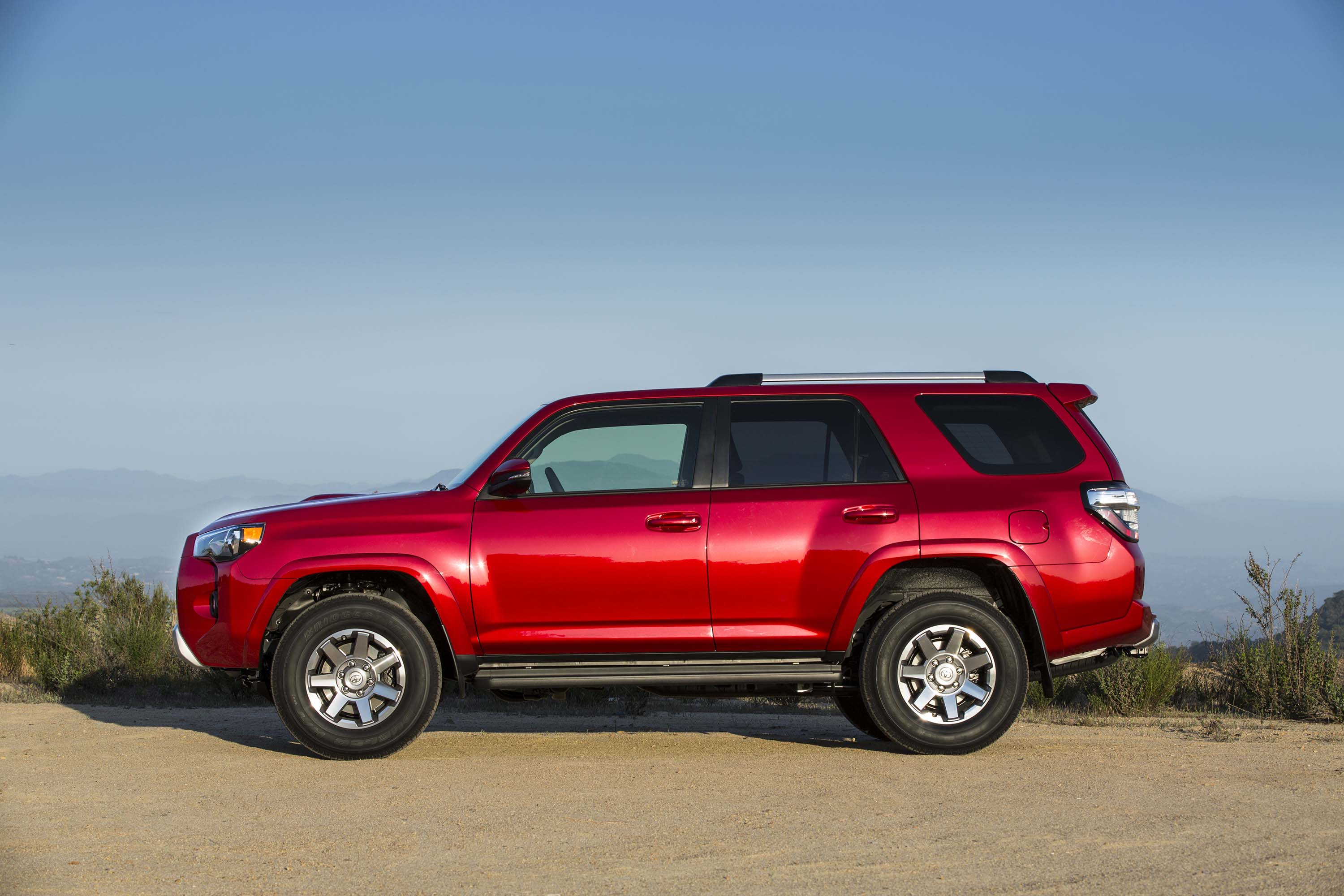 2019 Toyota 4runner Review Ratings Specs Prices And Photos The Car Connection