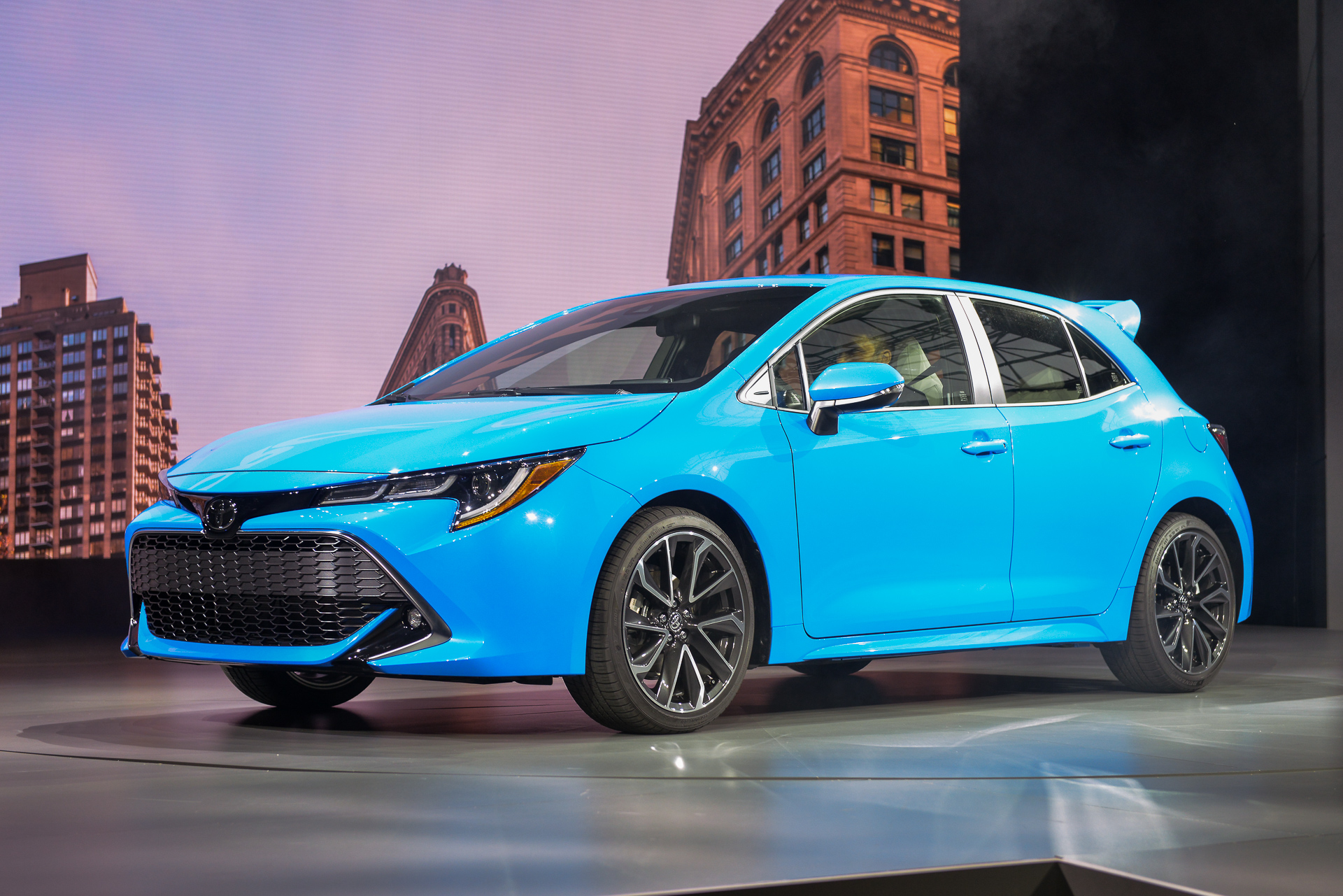 2019 Toyota Corolla Hatchback A Most International Compact Car