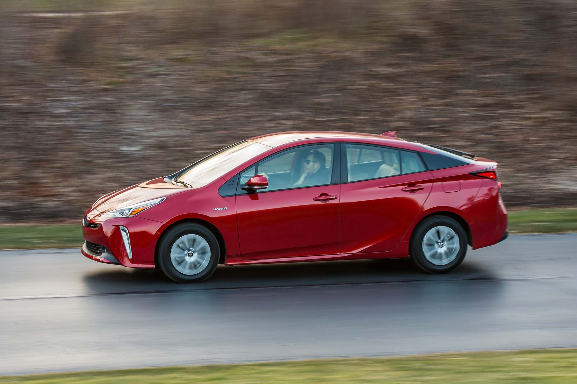 Some 2019-2020 Toyota and Lexus hybrids recalled for brake