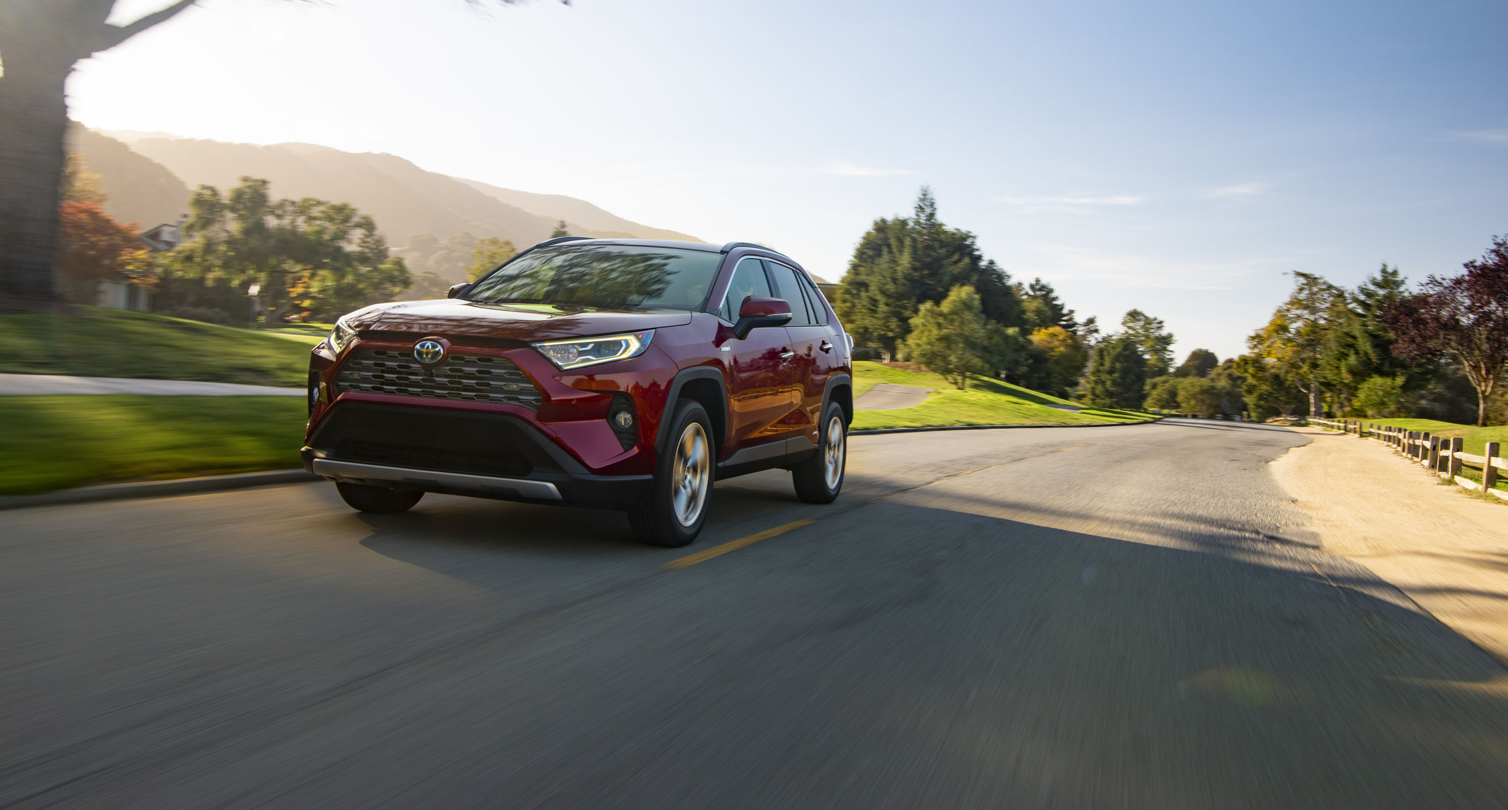 2019 Toyota Rav4 Hybrid First Drive Review All The Bits And Pieces