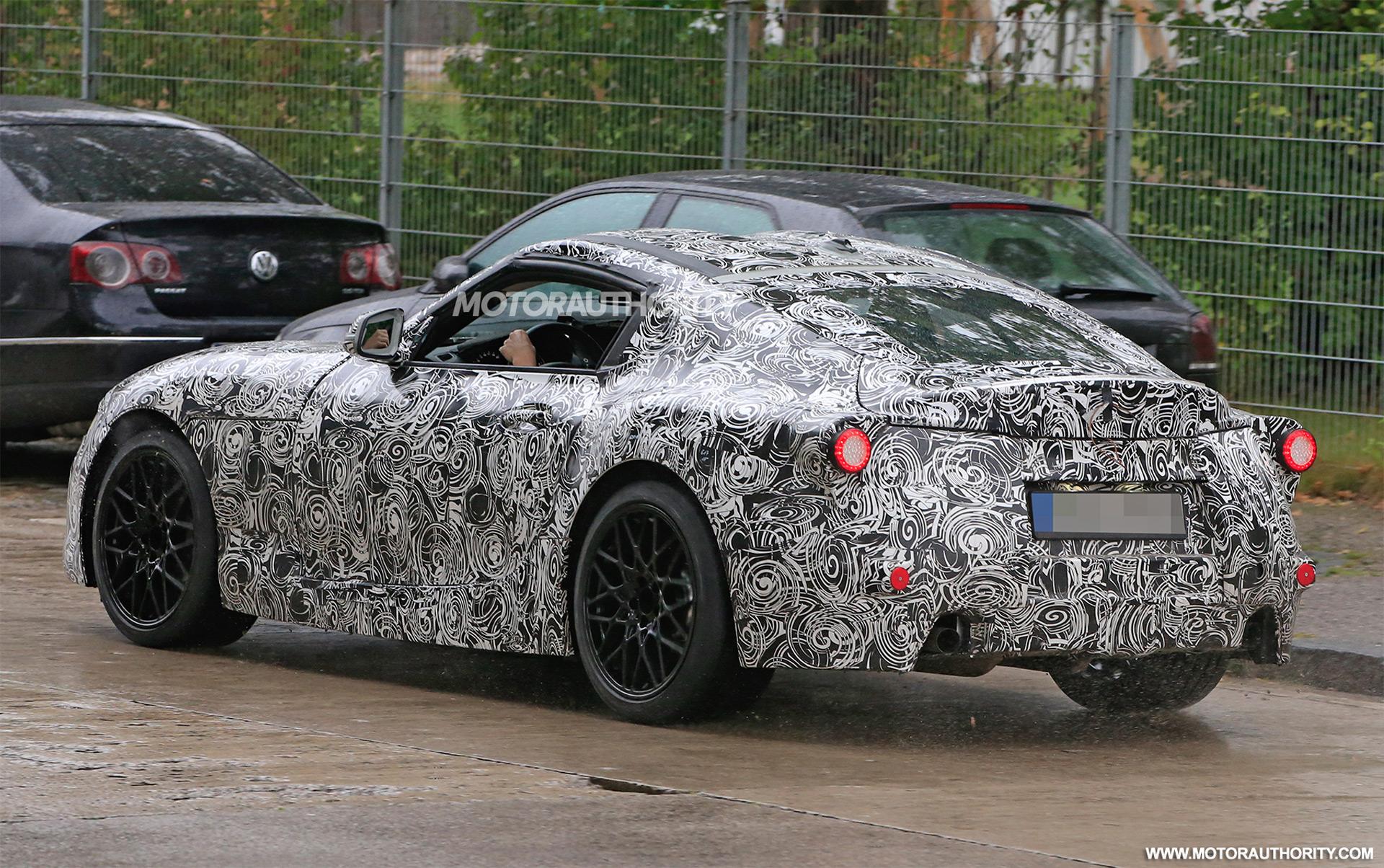 2019 Toyota Supra Michael Schumacher Update Apple Might