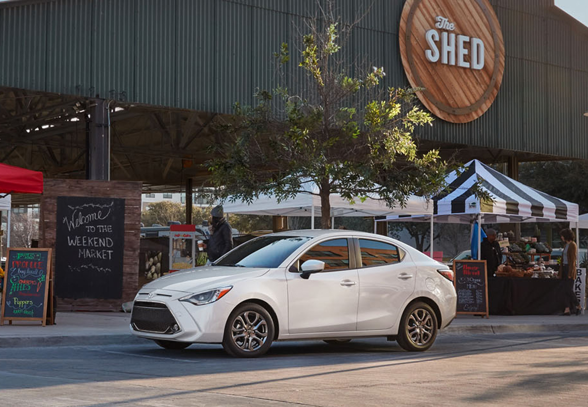 2019 Toyota Yaris Preview