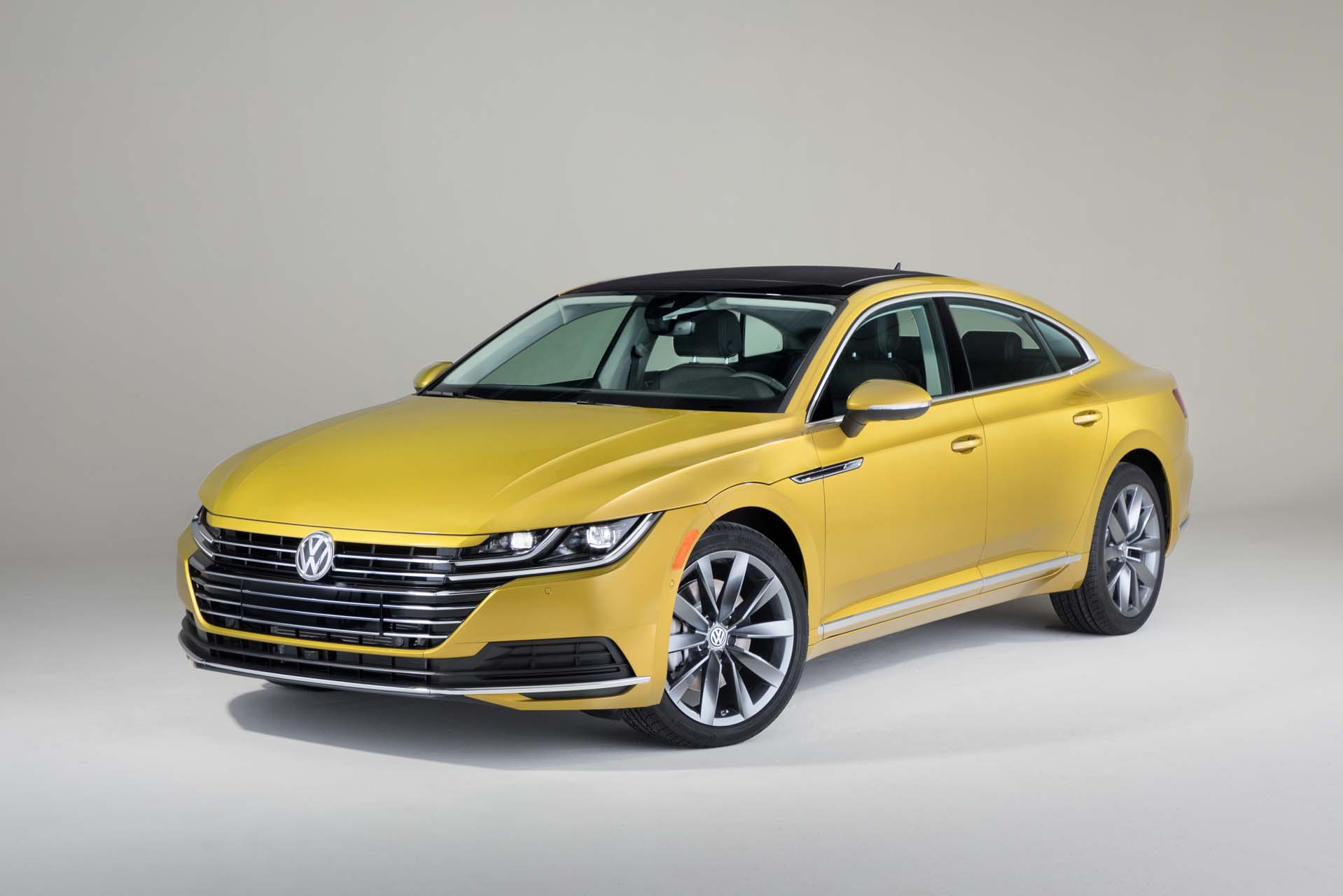 2019 Volkswagen Arteon Dashes To The US With More Space
