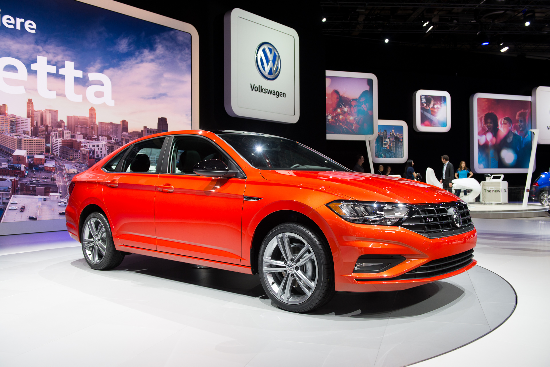 2019 VW Jetta, Detroit show wrap-up, Ram 48-volt: What's ...
