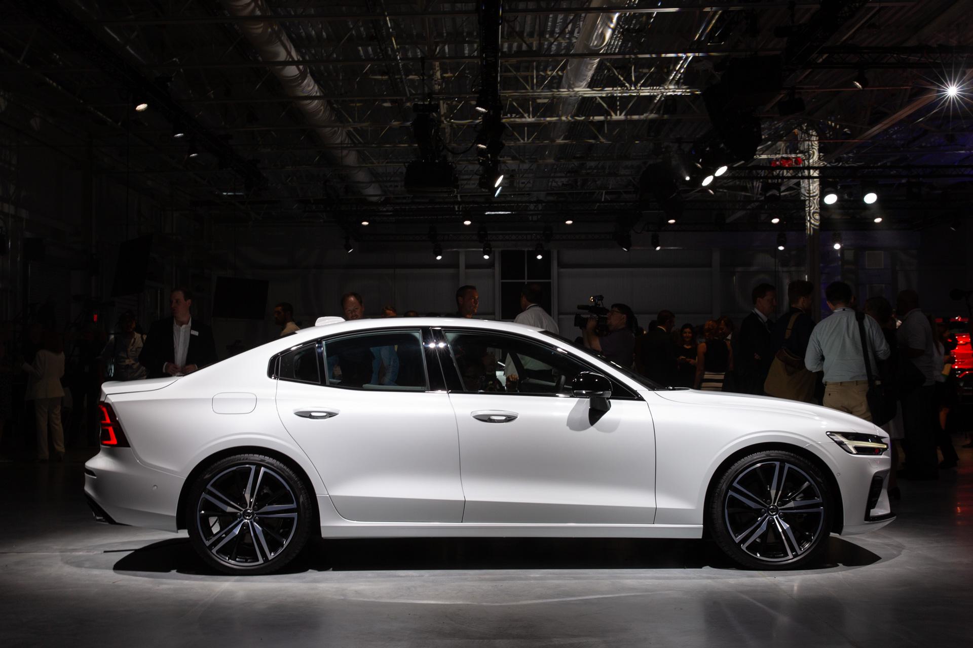 2019 Volvo S60 Luxury Sedan First Look Carolina On Its Mind
