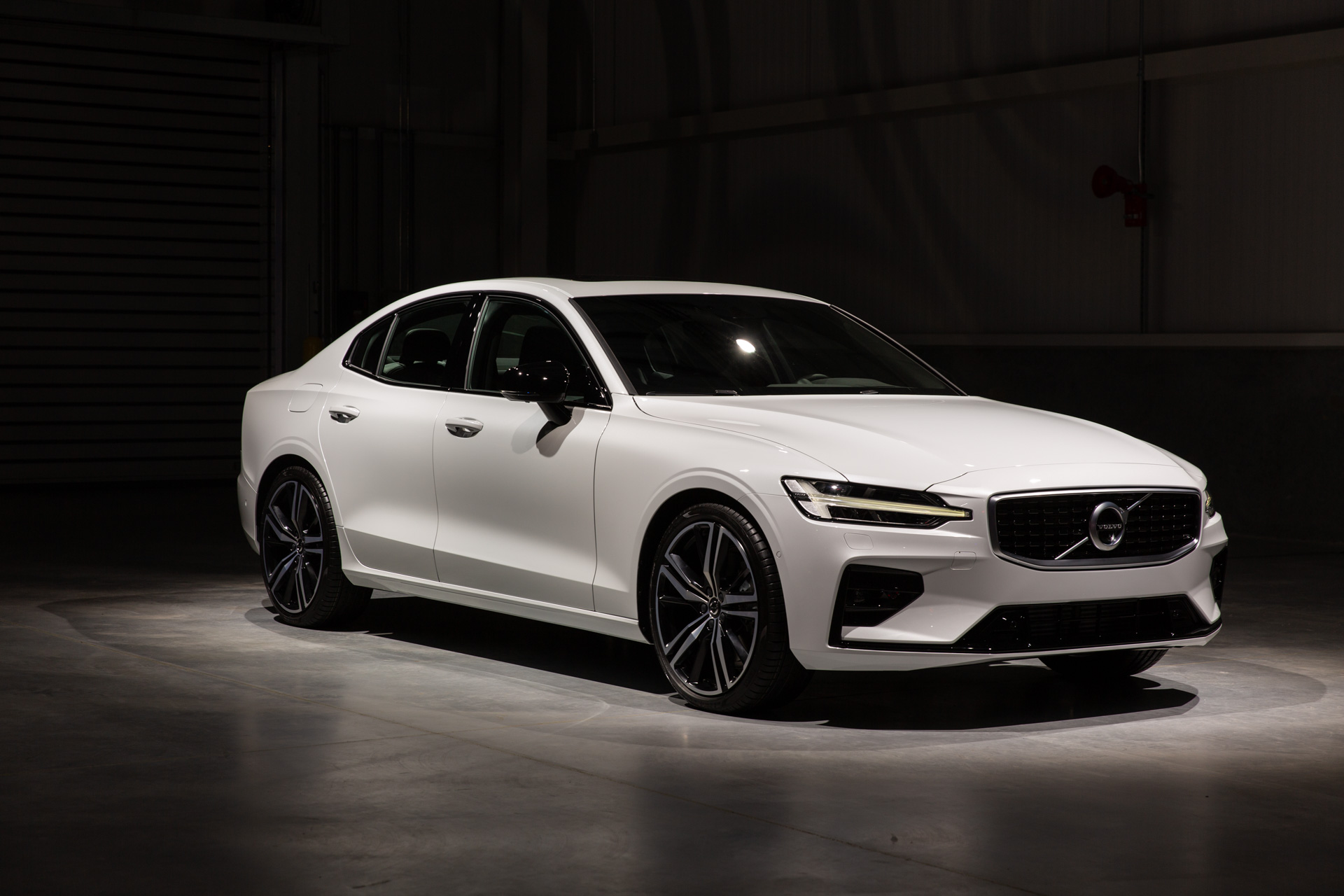 2019 Volvo S60 Review Ratings Specs