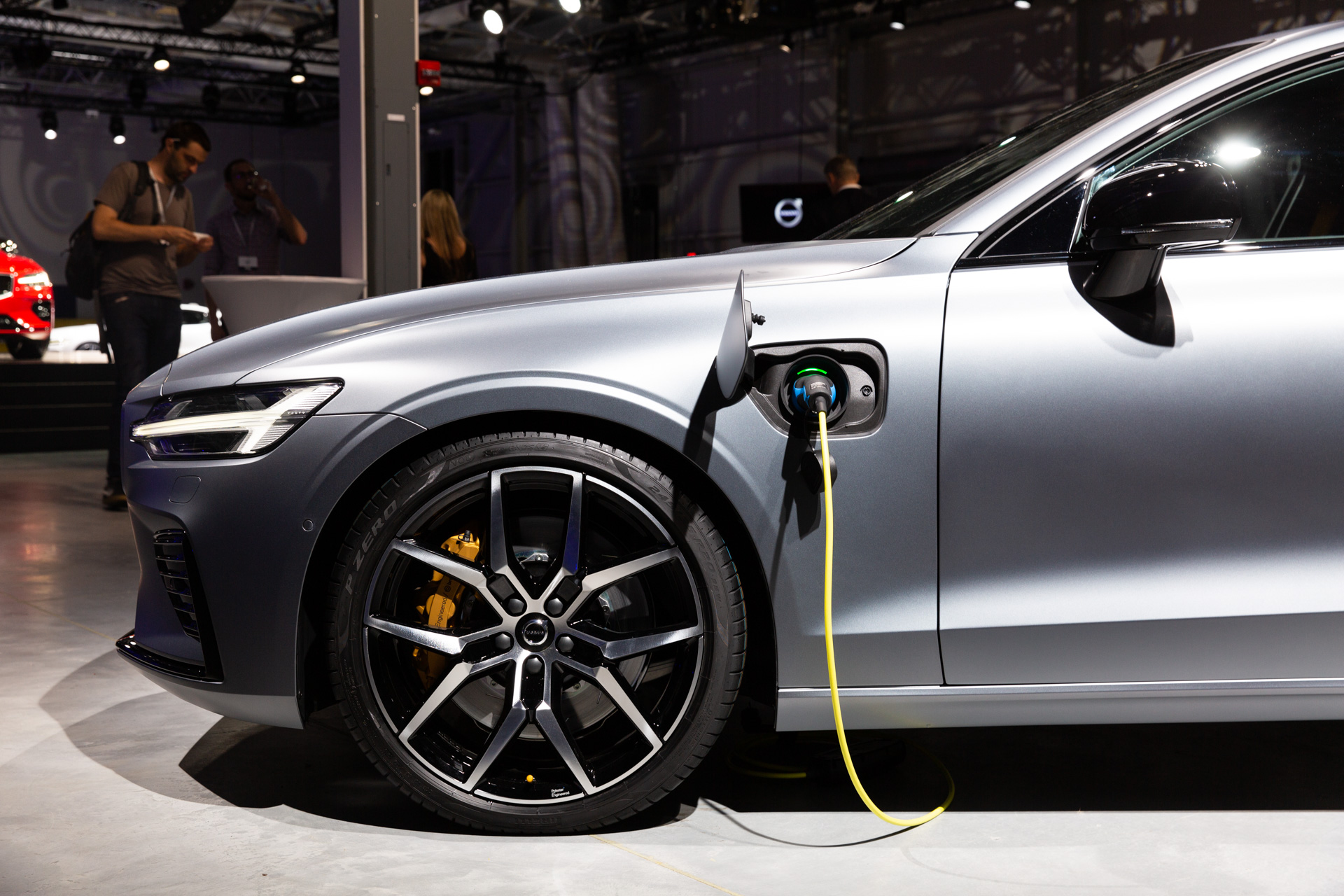 Volvo S Electrification Push Expanding To Every Corner Of