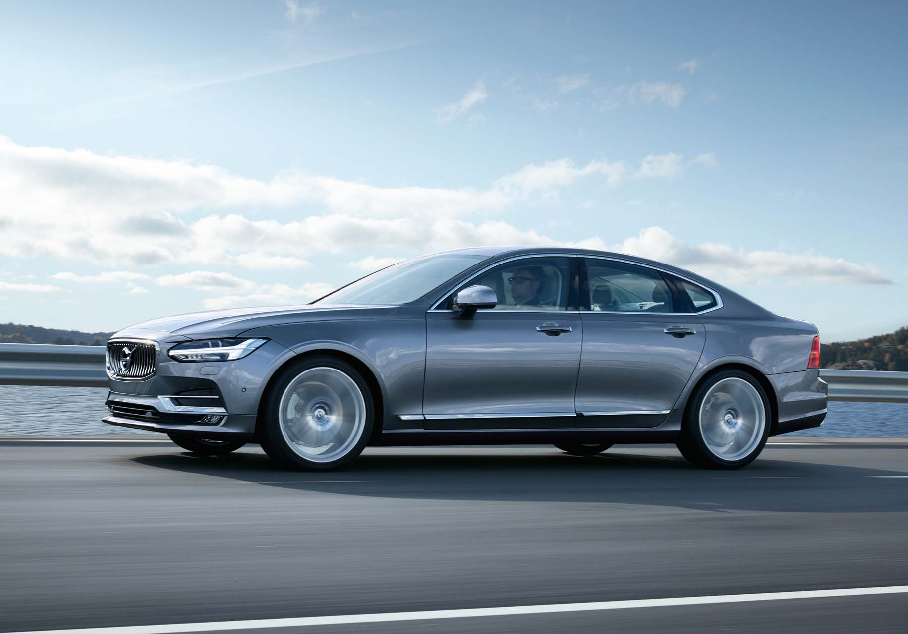 2019 Volvo S90 Review Ratings Specs