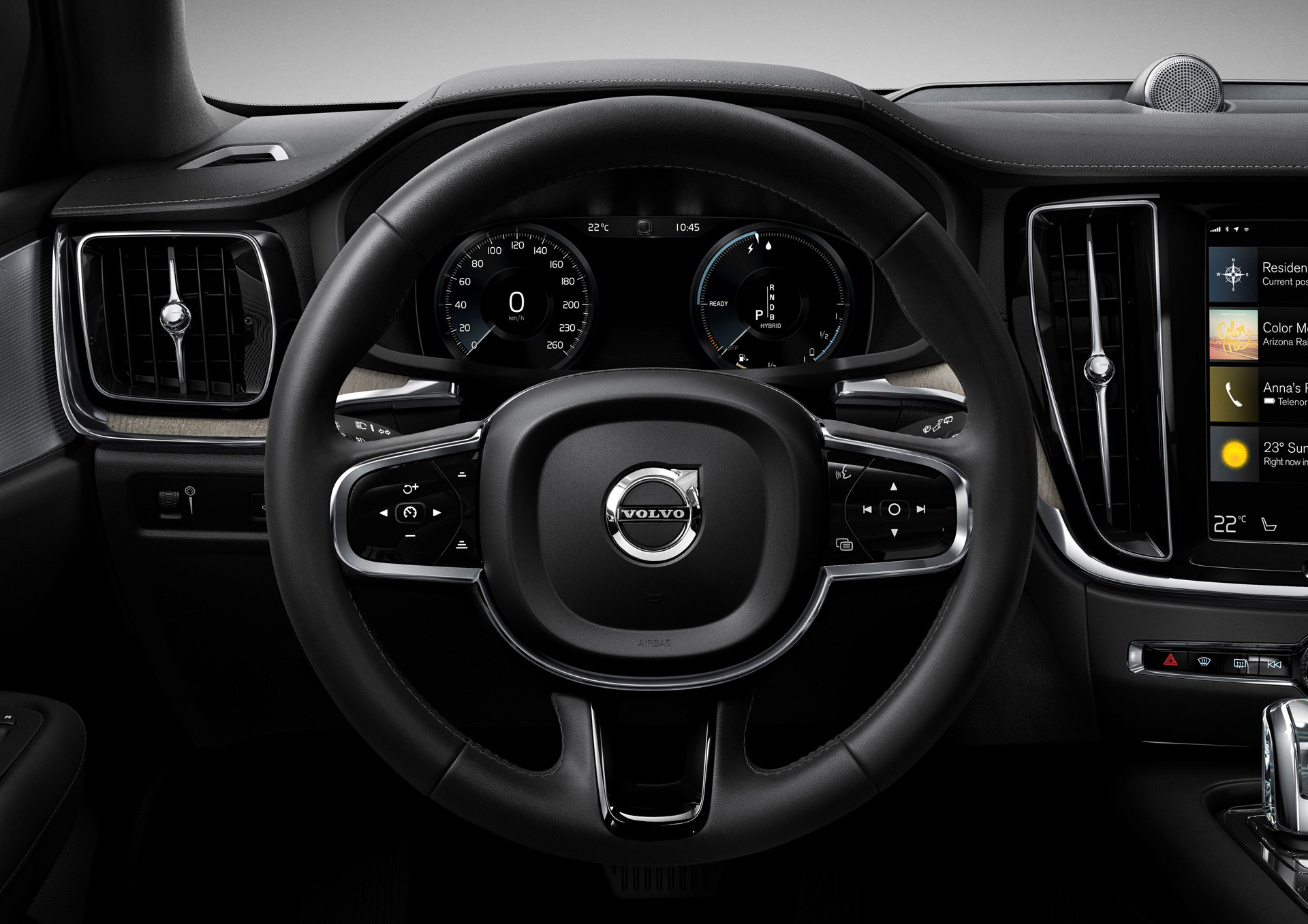 Volvo To Limit Its Future Cars To 112 Mph Top Speed