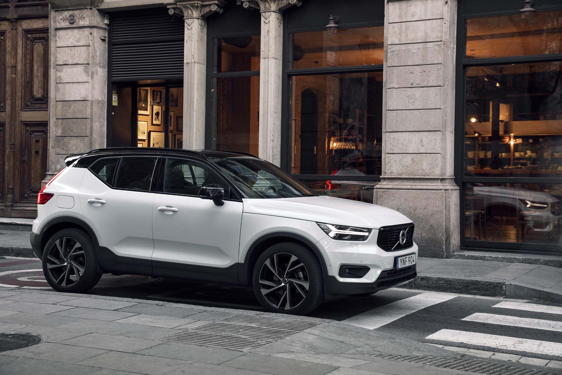 Fastest Car In The World 2020 >> 2019 Volvo XC40 first drive review: fountains of hope, and crossover SUV potential