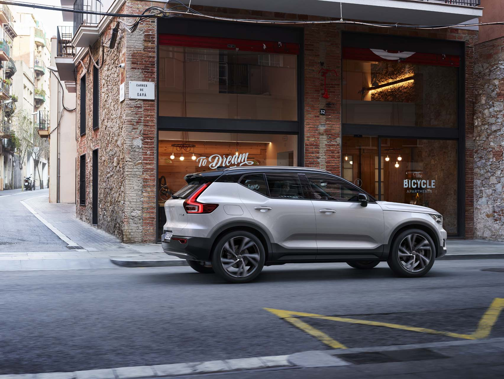 All-Electric 2020 Volvo XC40 Crossover Is Debuting Next Year >> Xc40 To Be First Electric Volvo