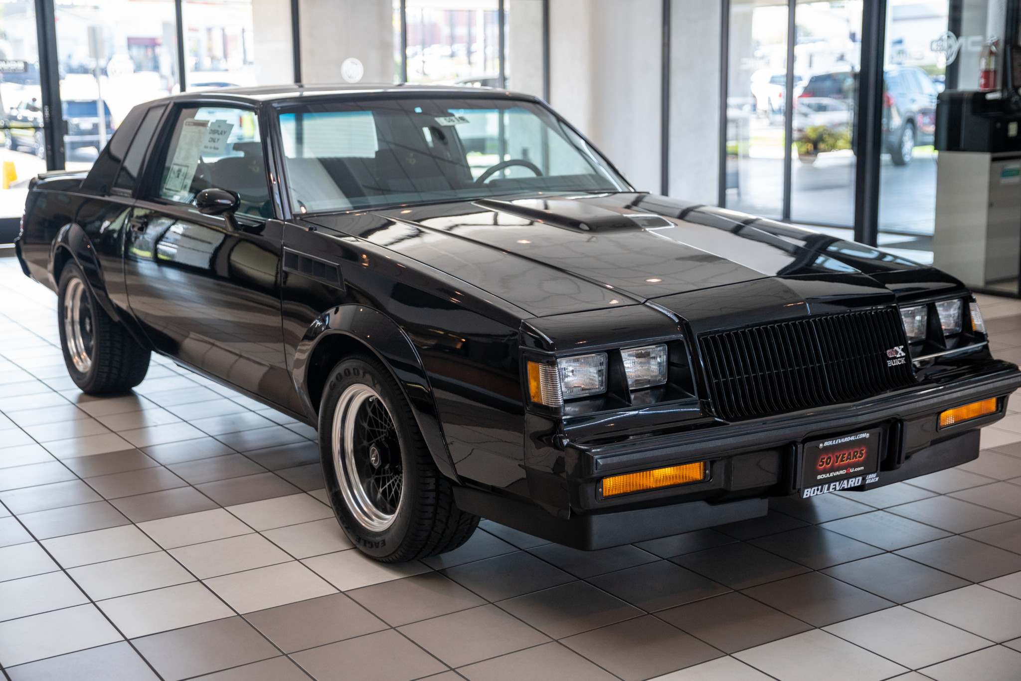 Unsold Buick Gnx With 202 Miles Now For Sale On Bring A Trailer