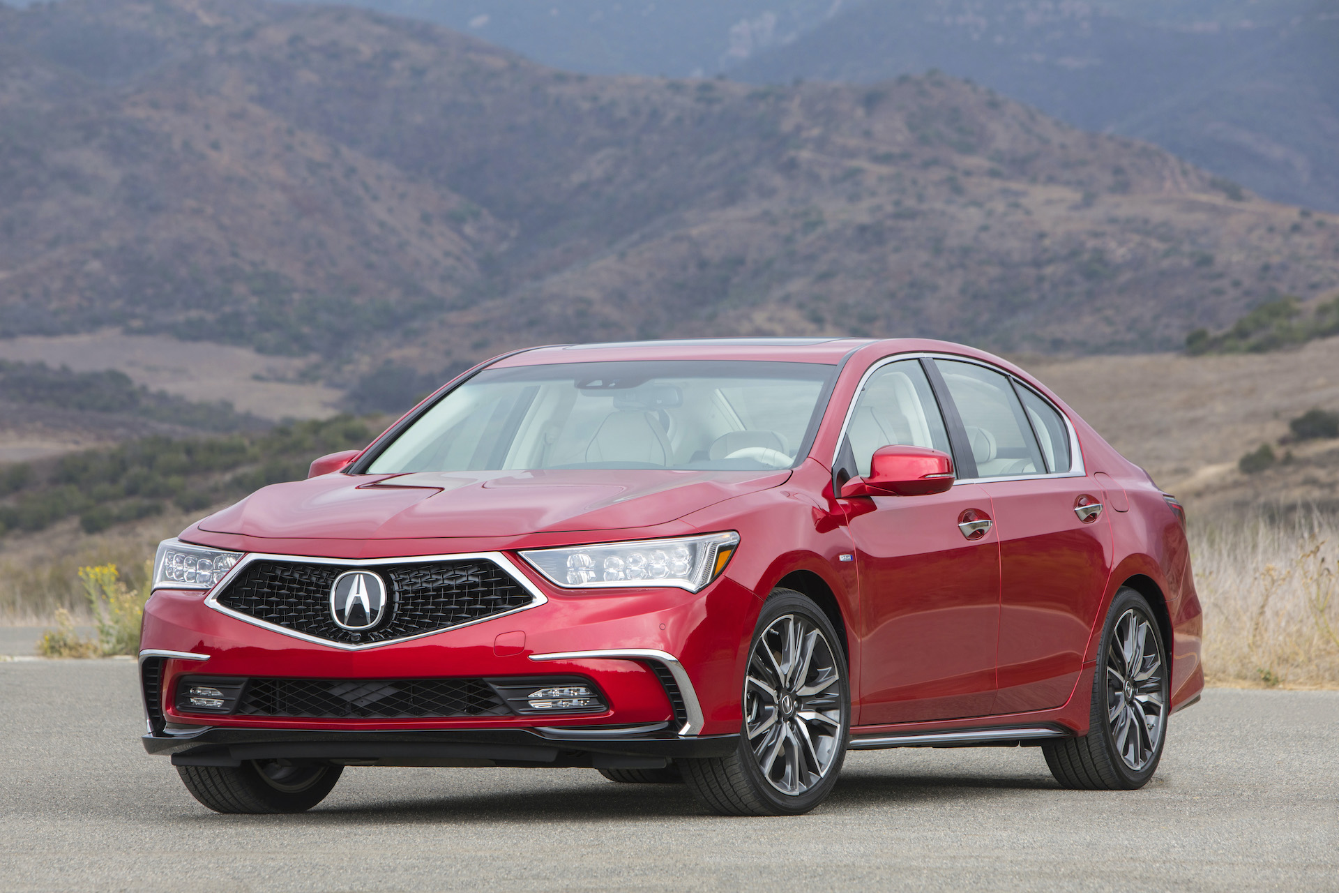 Acura RLX to bow out after 3