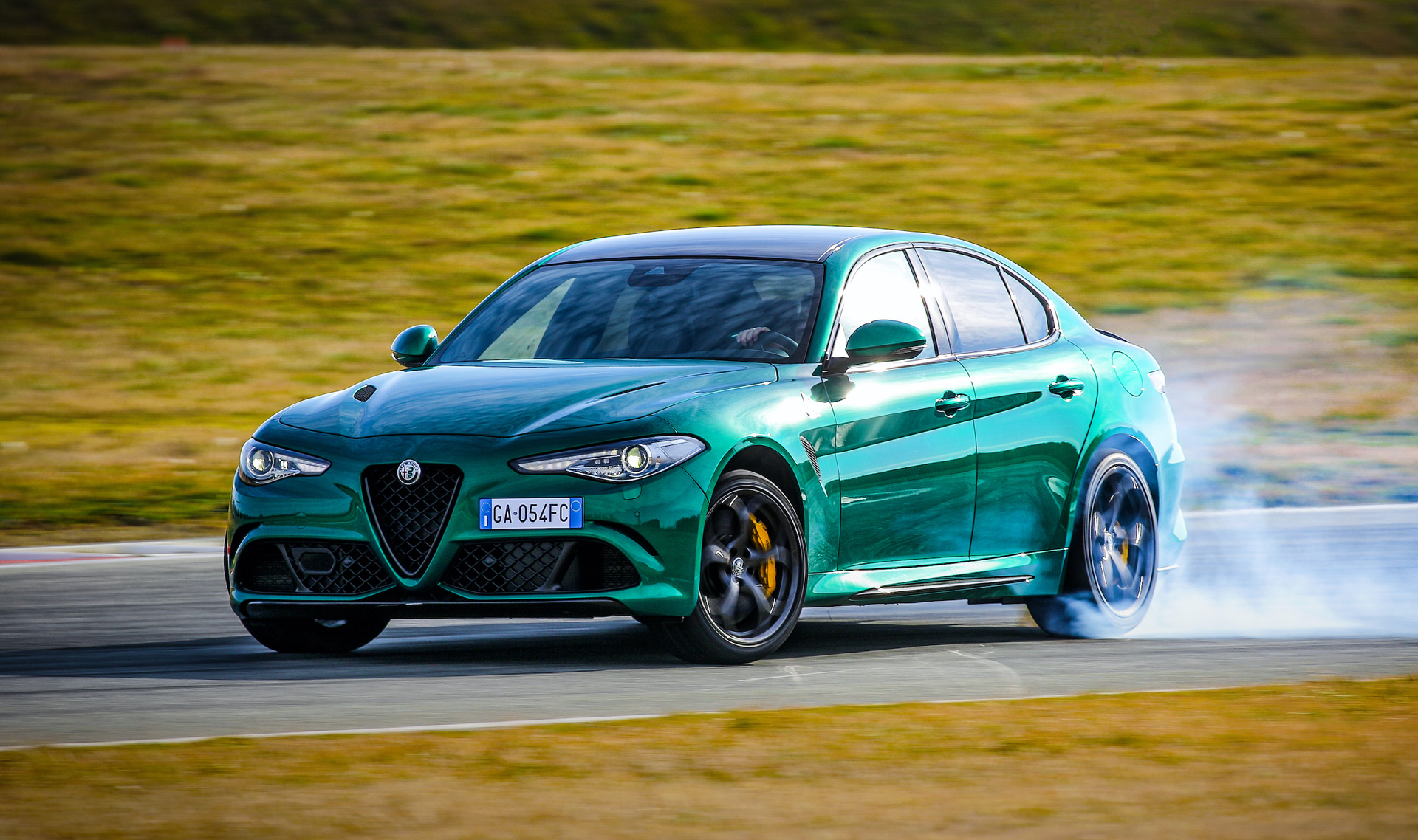 2020 Alfa Romeo Giulia Review Ratings Specs Prices And Photos The Car Connection