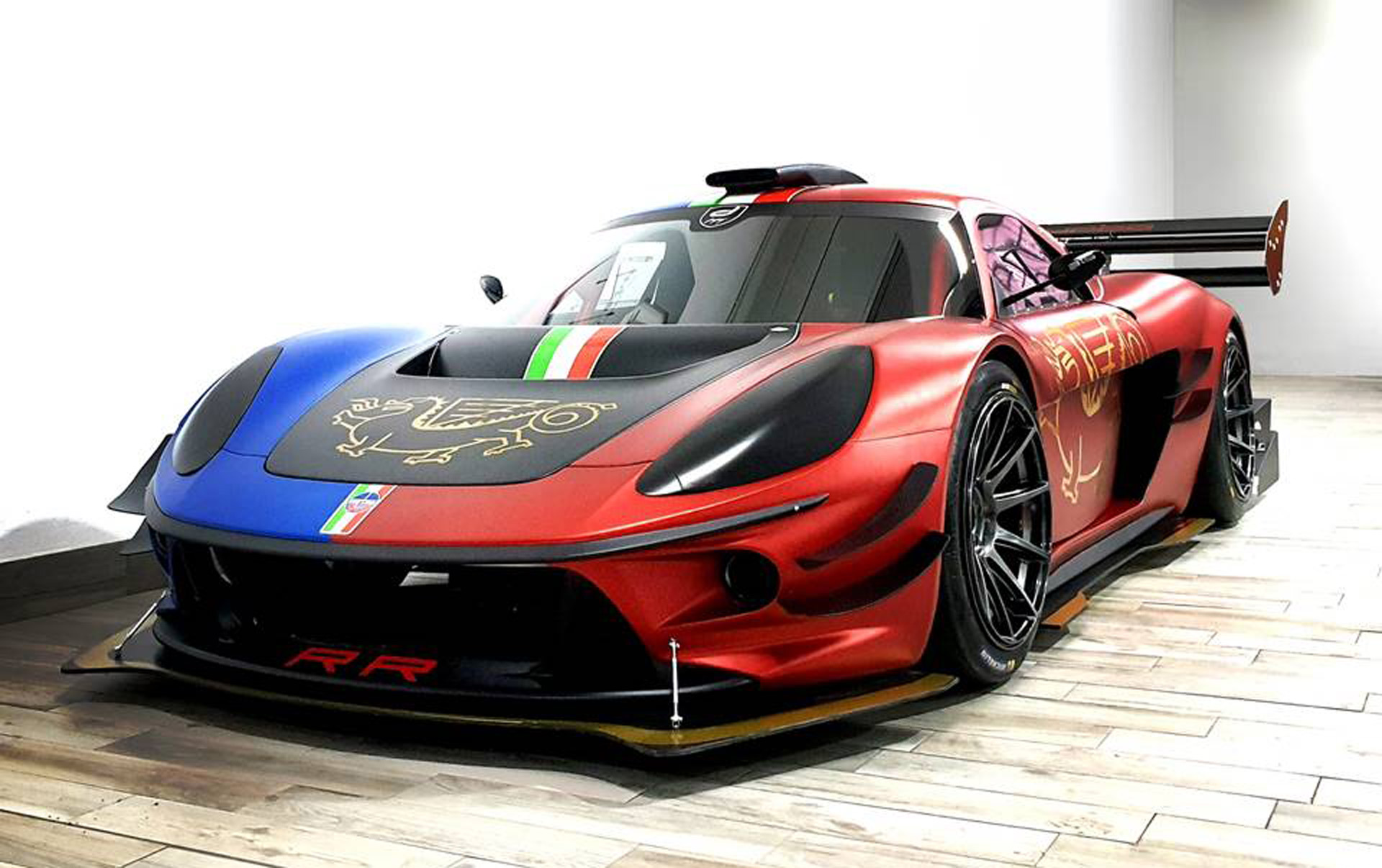 ATS RR Turbo: Historic Italian brand's new race car priced under $150,000