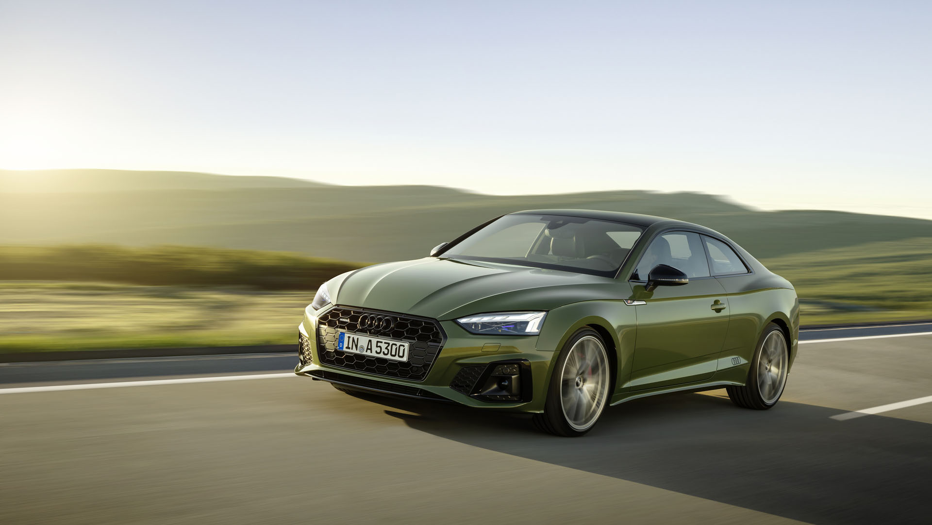 Refreshed Audi A5 arrives with hybrid power and more tech