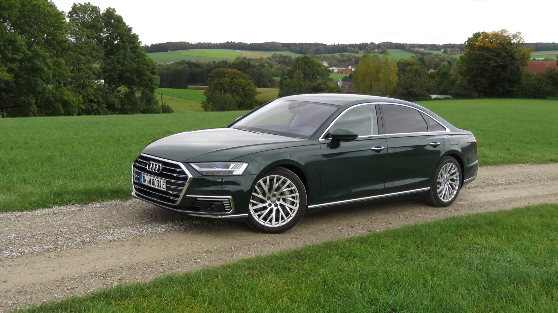 First drive review: 2020 Audi A8 plug-in hybrid reflects new ...
