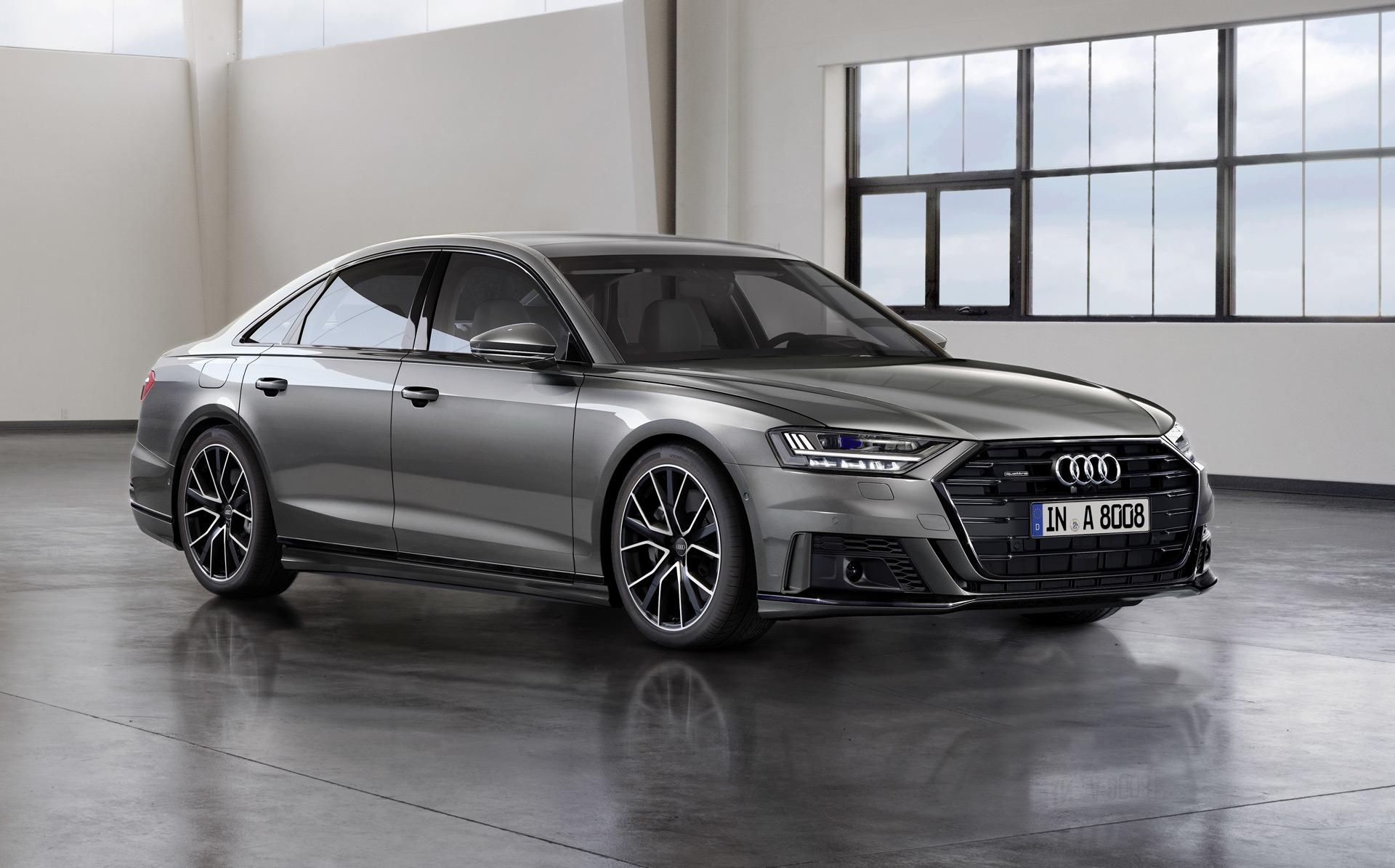 2021 Audi A8 New Concept