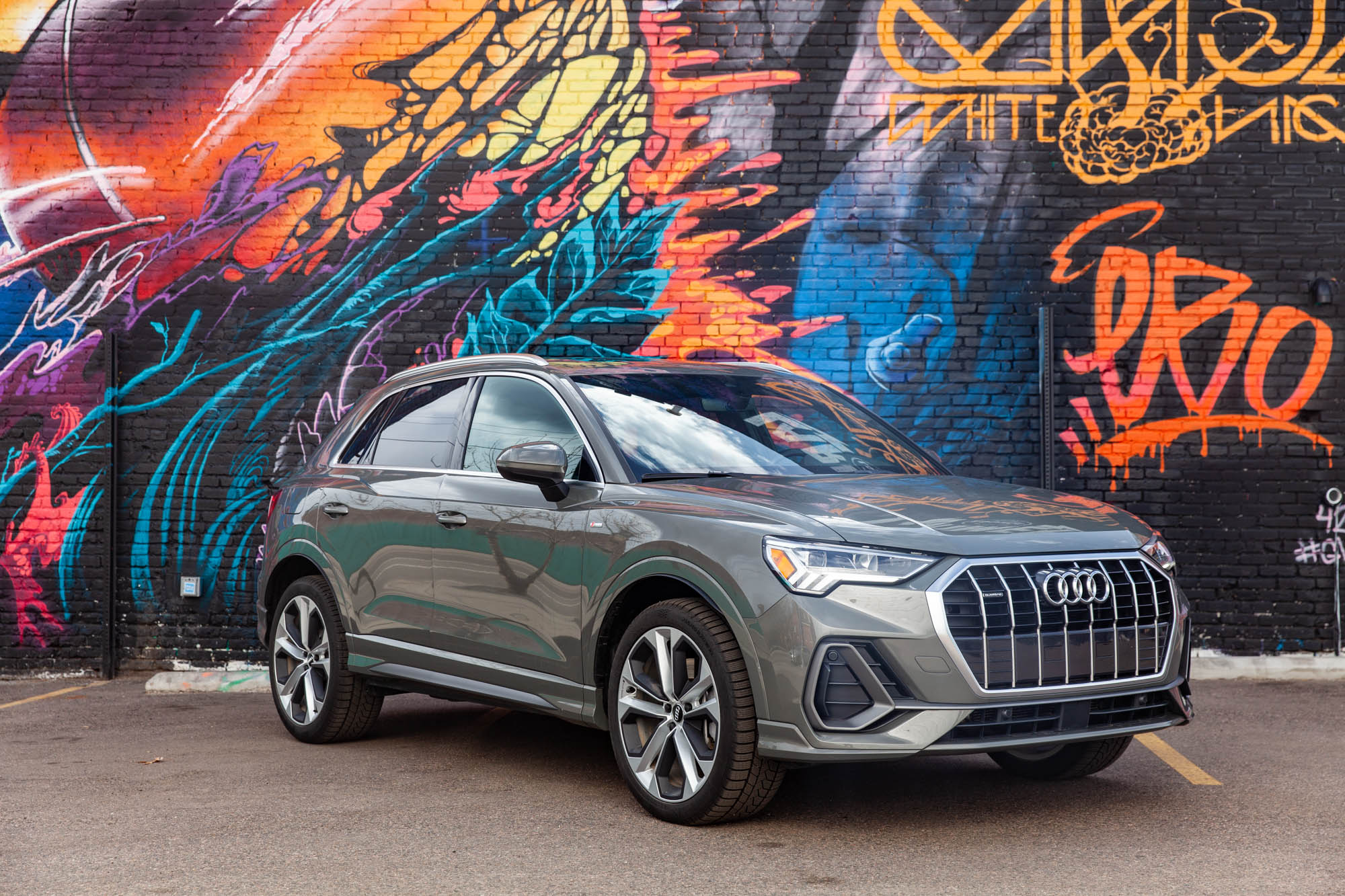 2020 Audi Q3 Review Ratings Specs Prices And Photos The Car Connection