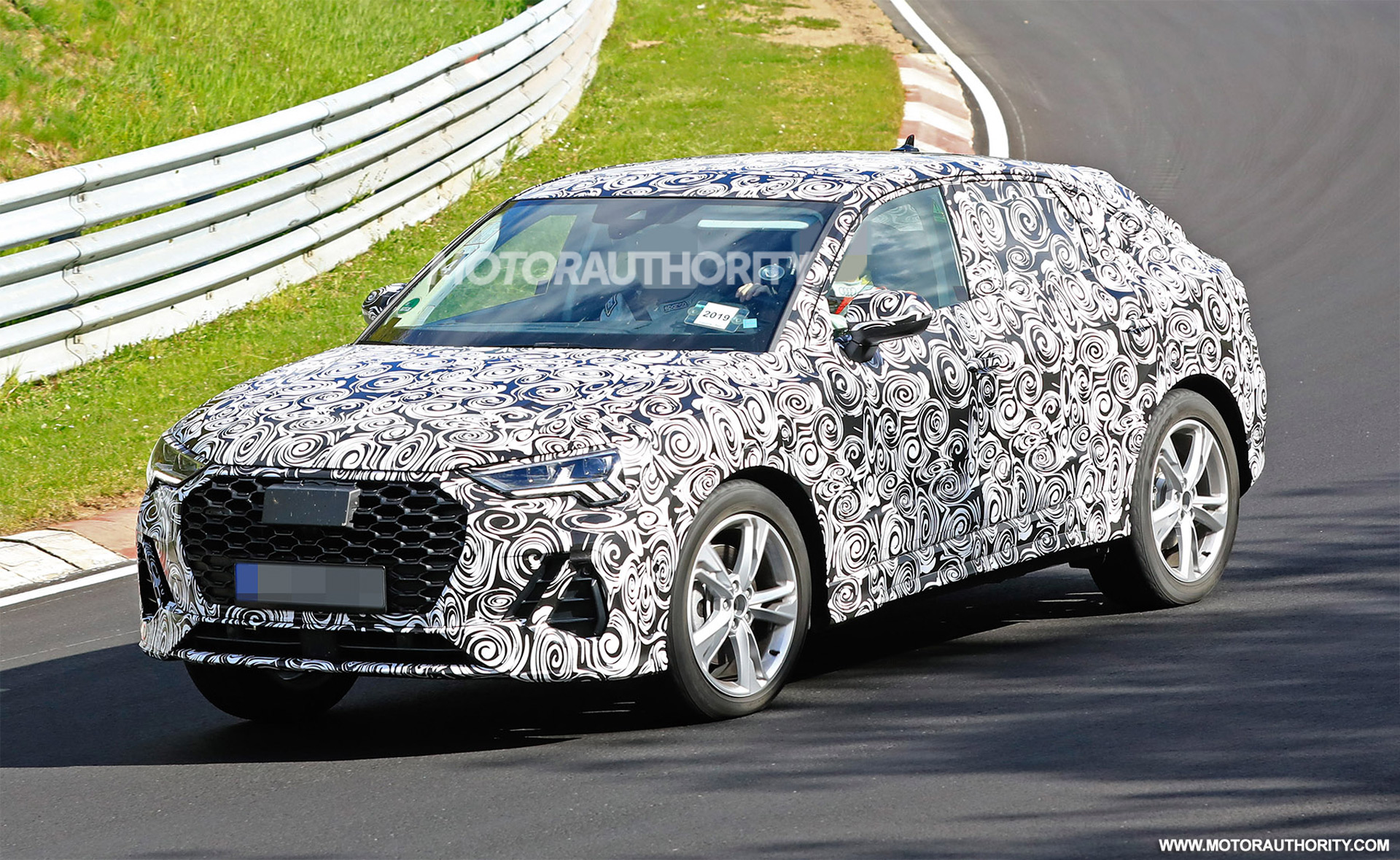 2021 Audi Q3 Redesign, Release Date, USA, Prices >> Audi Q3 Sportback Debuting In July Won T Reach Us