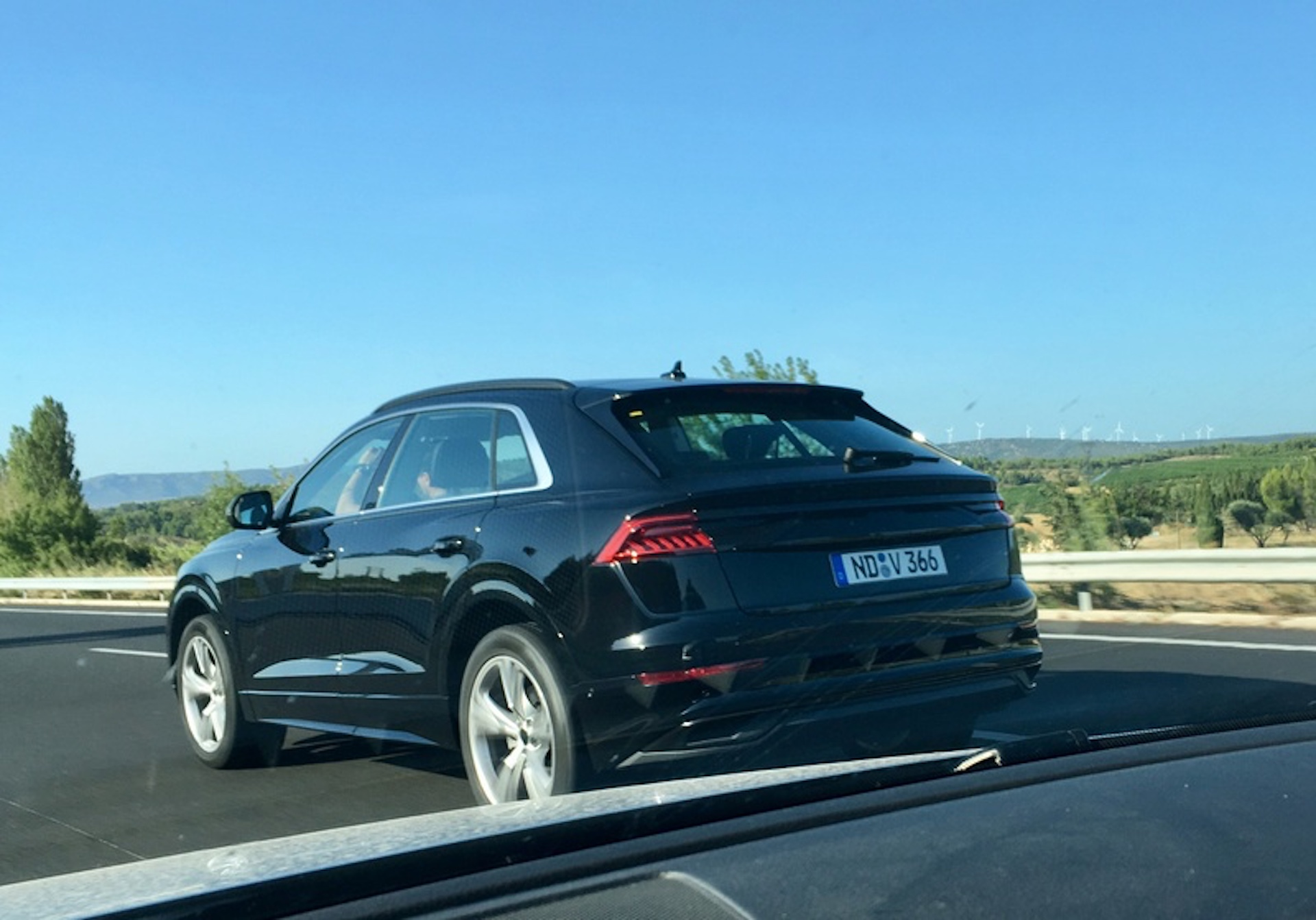 Say Hello To The 2020 Audi Q8 Camouflage Free