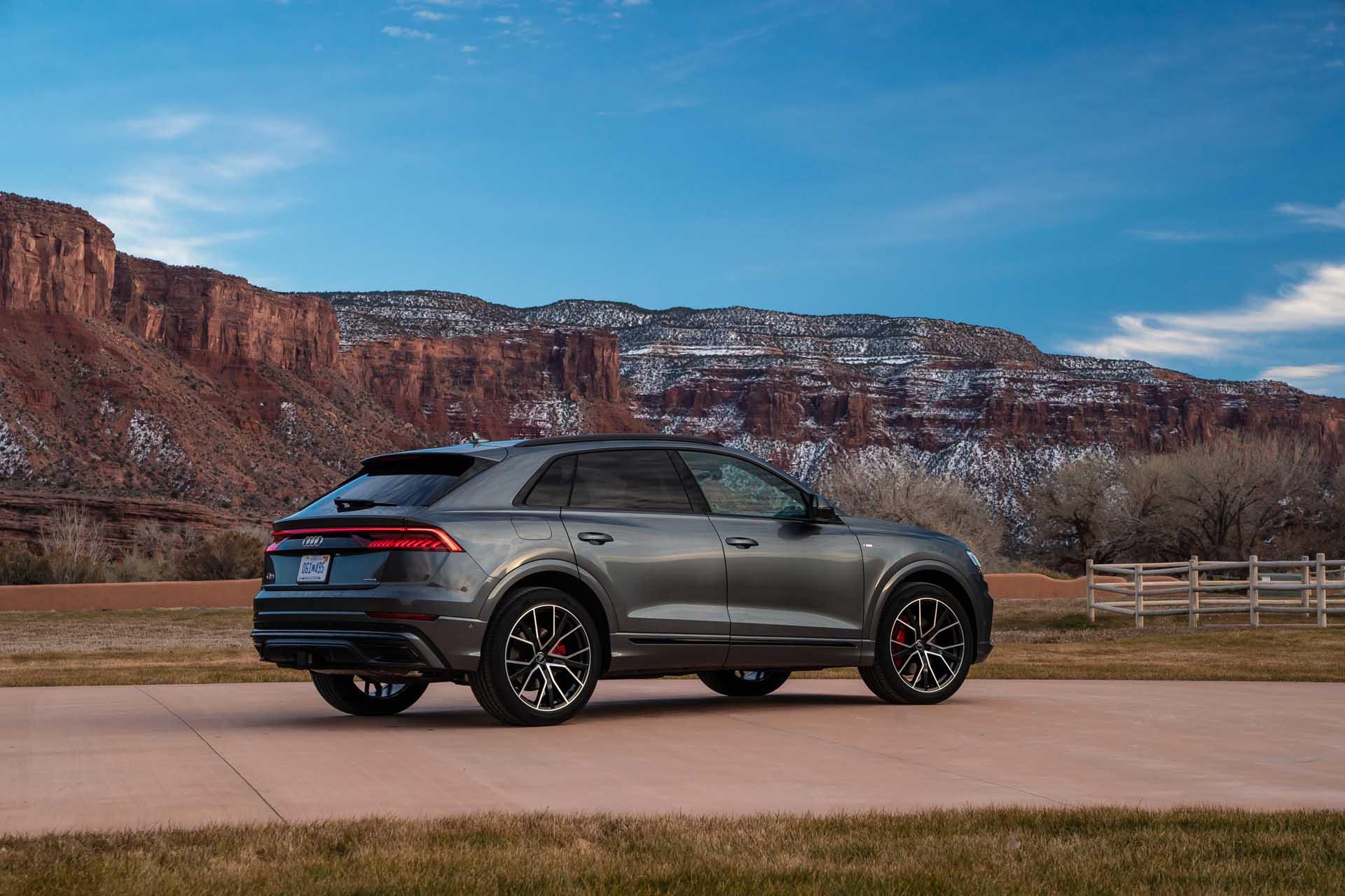 2020 Audi Q8 Redesign
