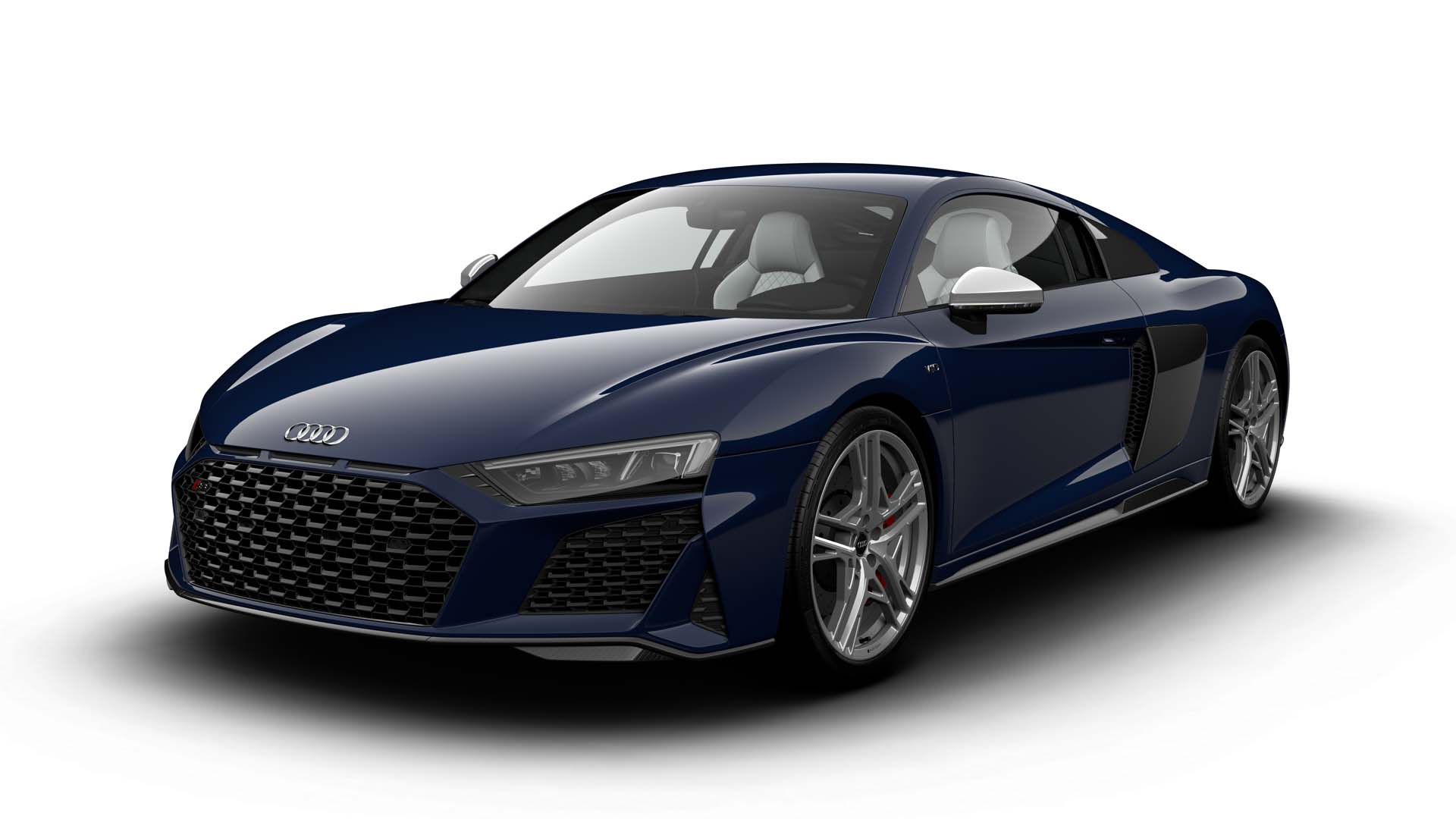 Concept and Review Audi R8 V10 2021