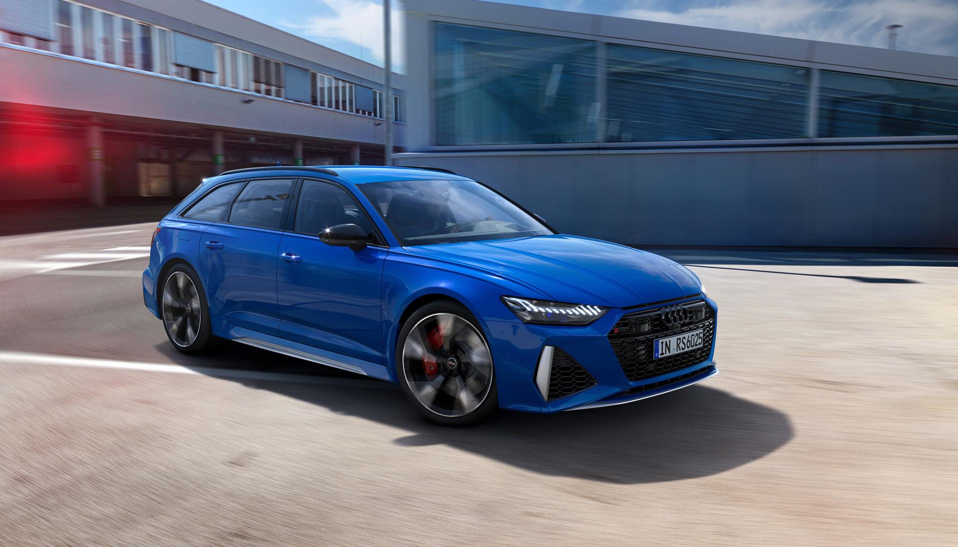 Kelebihan Audi Rs Avant Spesifikasi