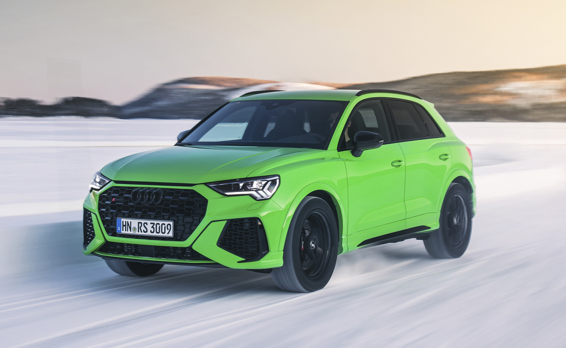 400 Horsepower Audi Rs Q3 Ruled Out For Us