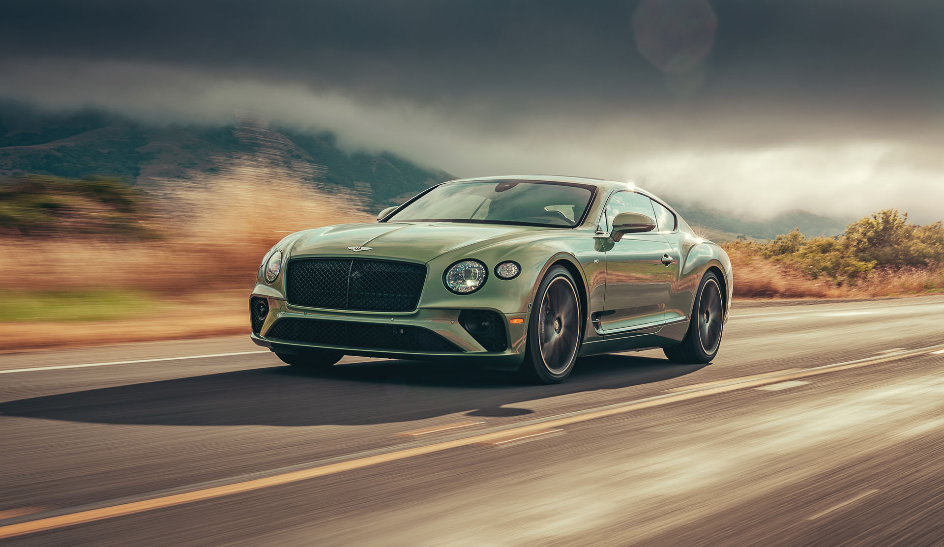 2020 Bentley Continental GT preview: Optional V-8 power