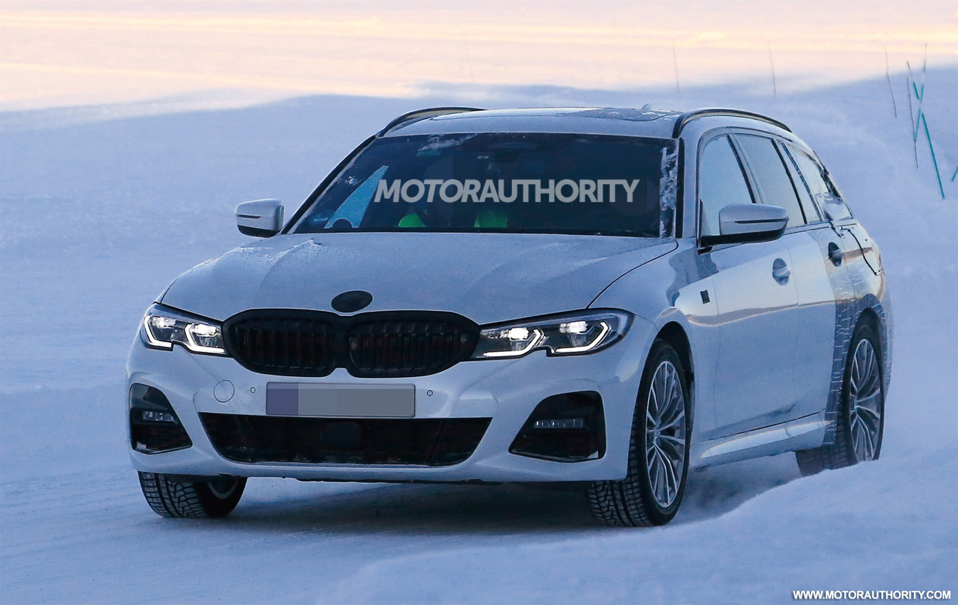 2020 Spy Shots BMW 3 Series Reviews