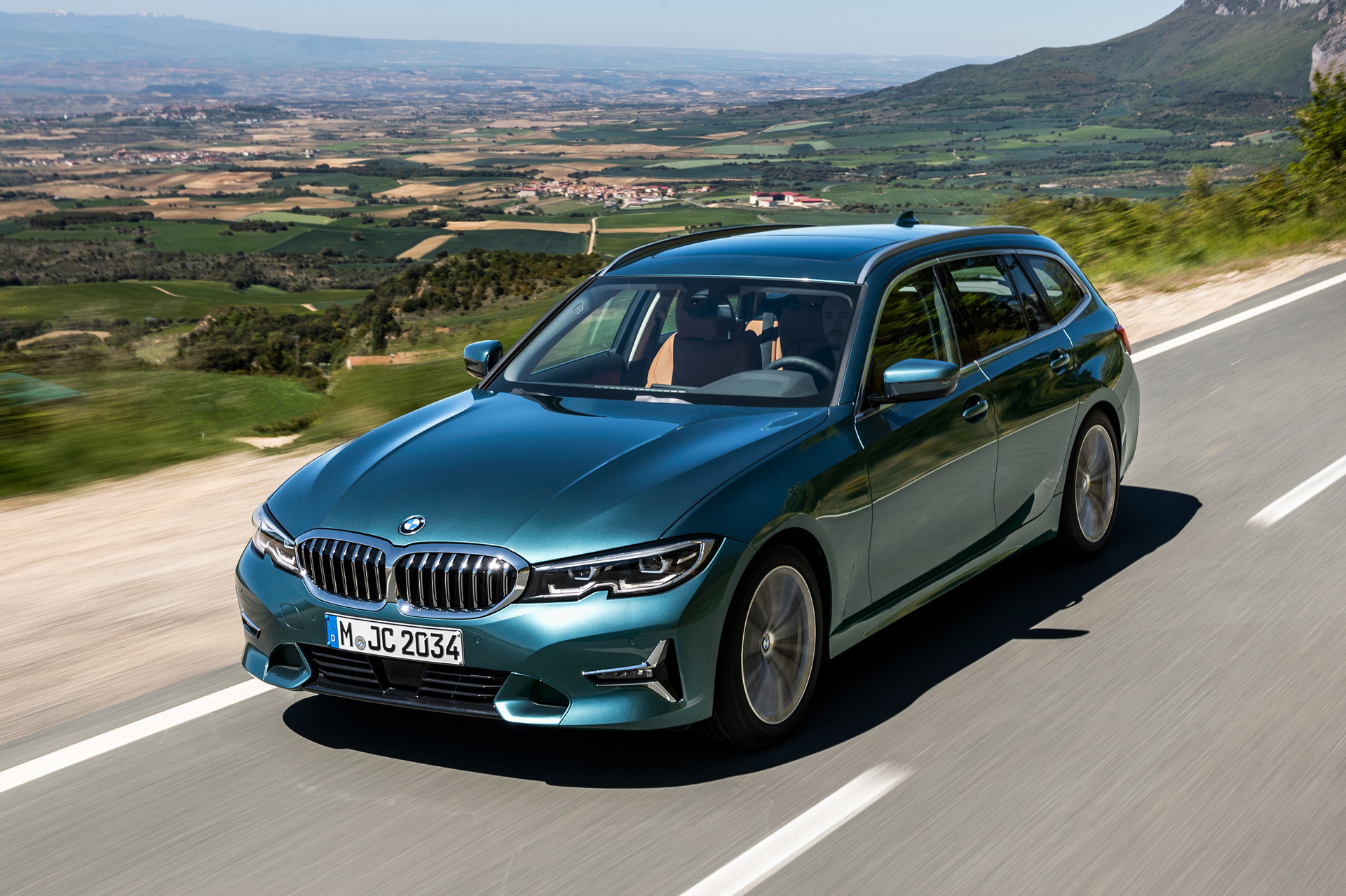 Bmw Station Wagon 2020