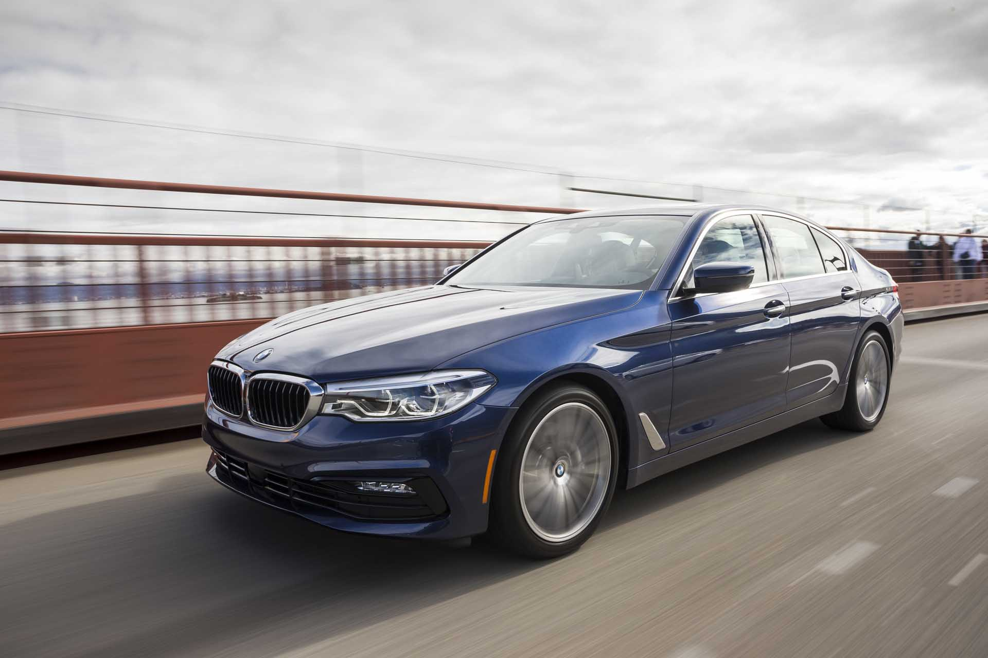 2020 Bmw 5 Series Review Ratings Specs Prices And Photos The Car Connection