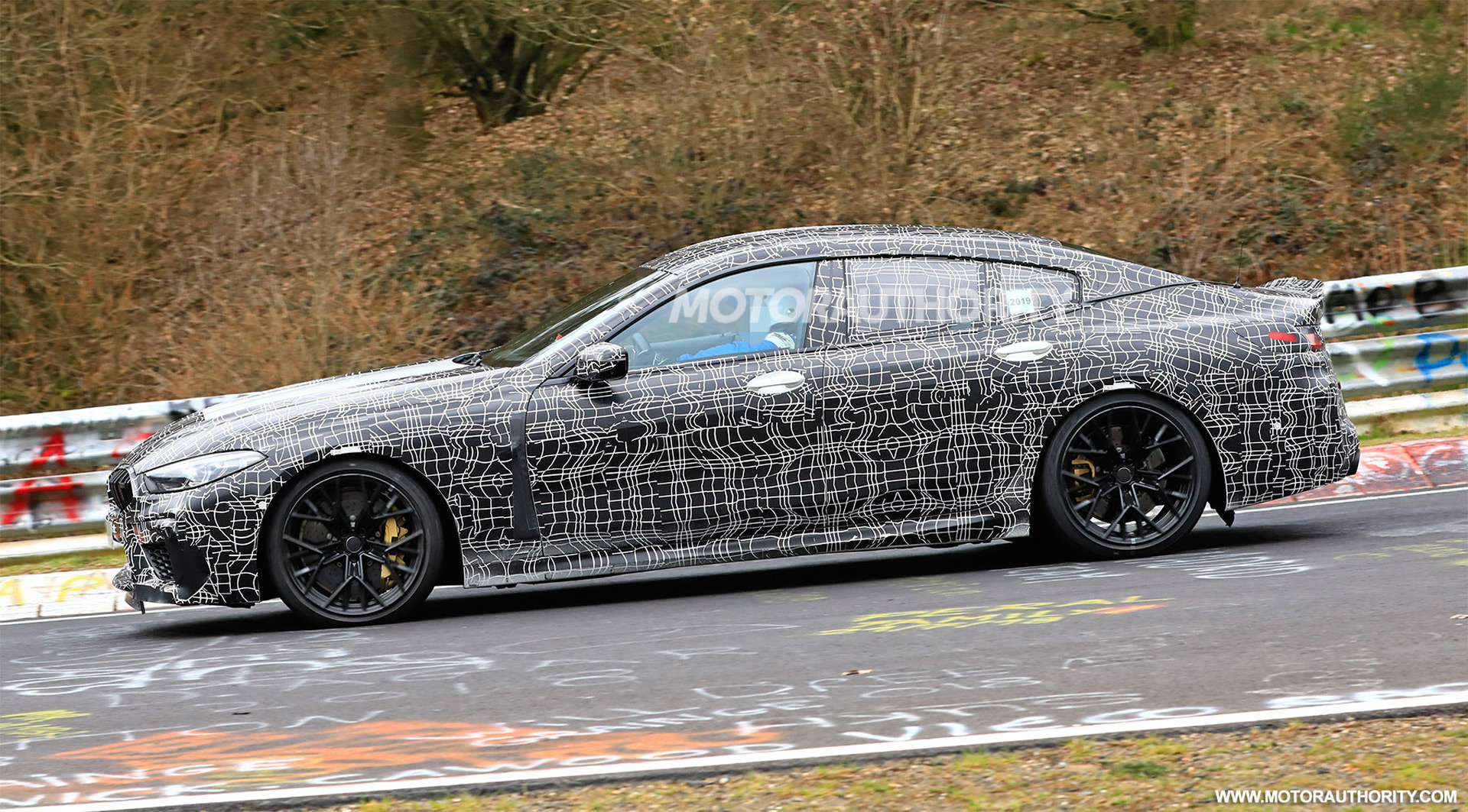 Bmw M8 Spy Shots Kia Mohave Concept Hennessey F 150 Raptor V 8