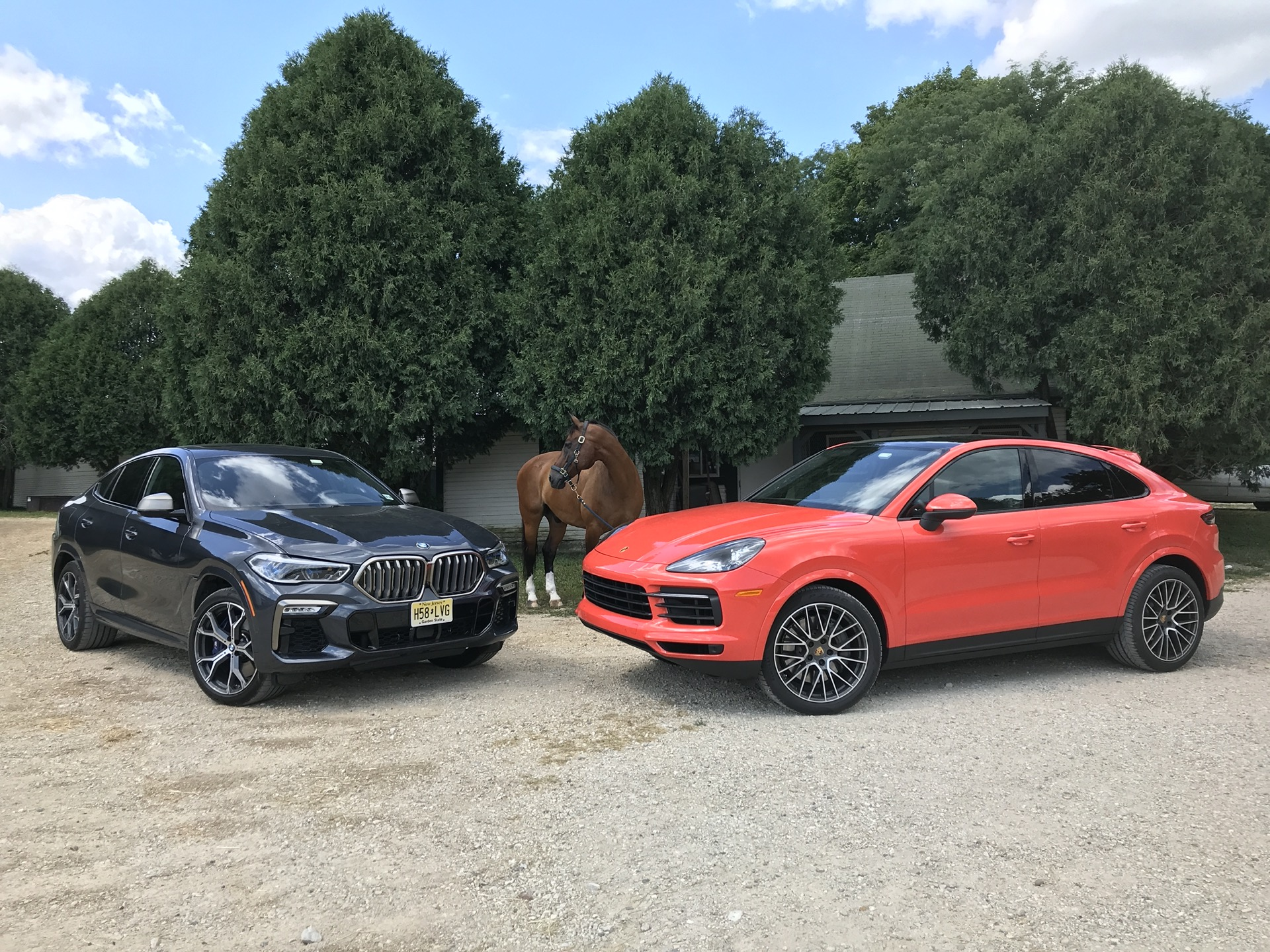2020 Porsche Cayenne Coupe S Vs 2020 Bmw X6 M50i A 200 000 Battle Of Performance Crossovers