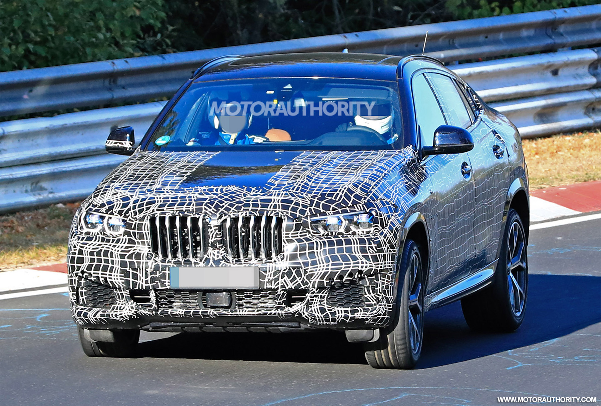 2020 Bmw X6 Spy Shots And Video