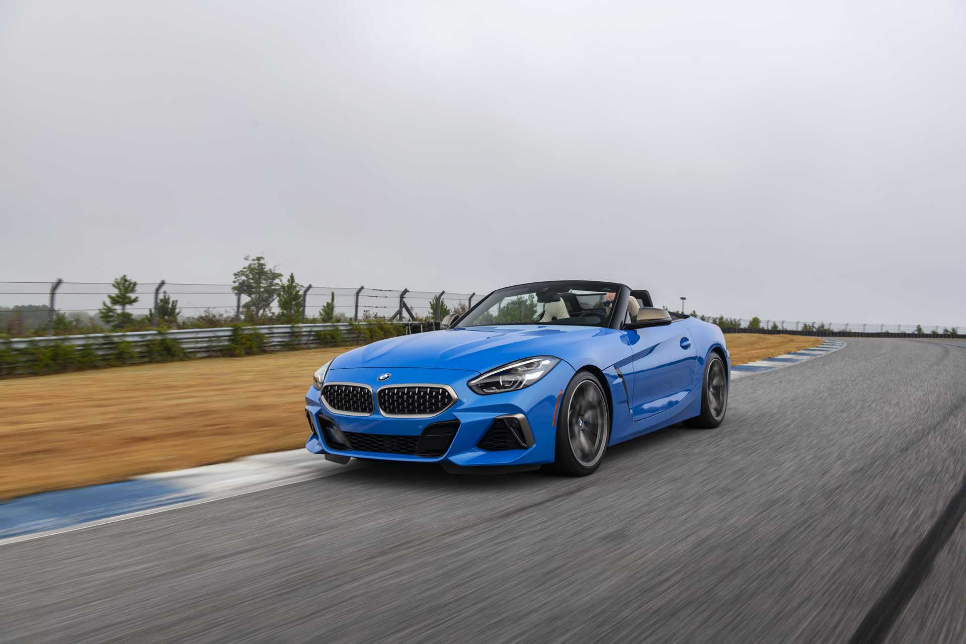 2021 BMW Z4 Roadster Pricing