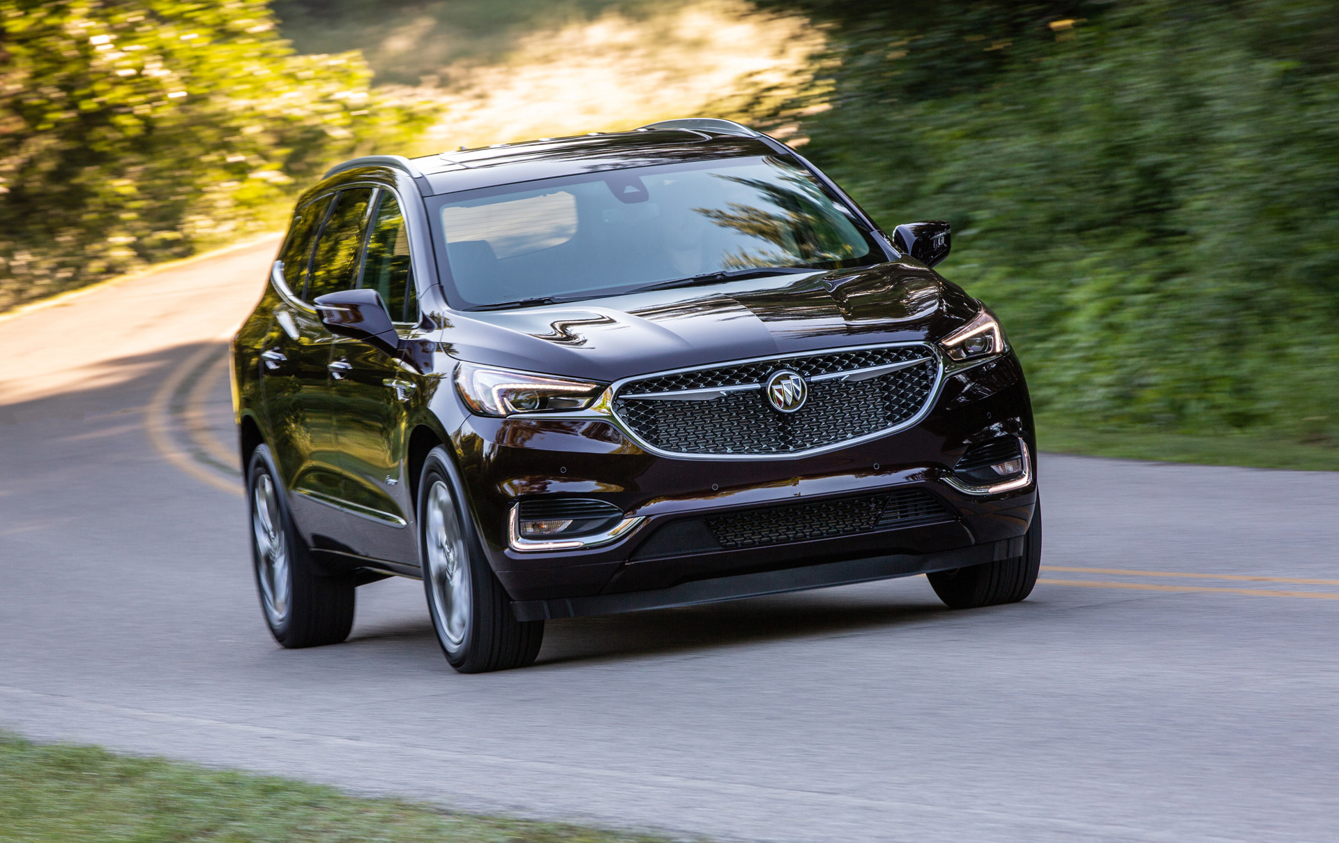 2020 Buick Enclave New Review