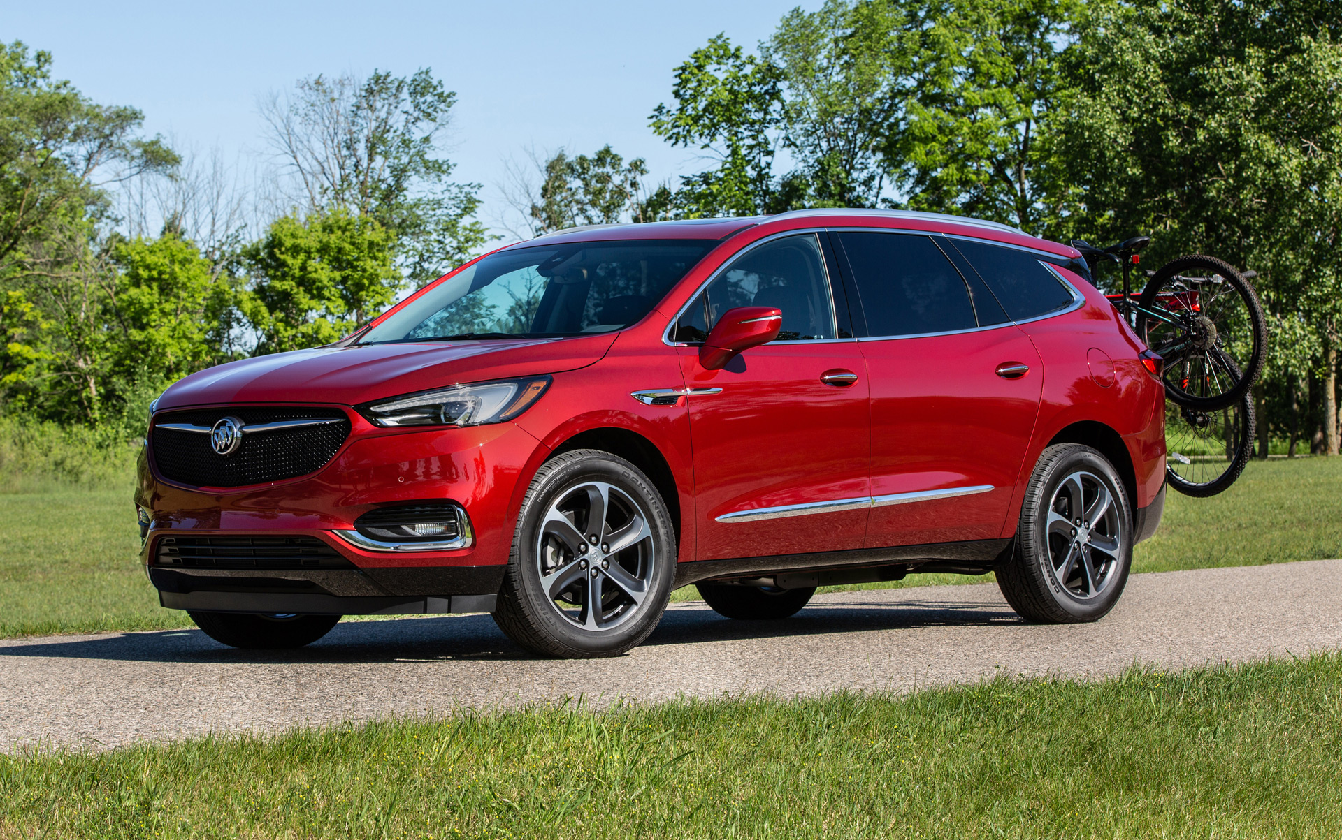 2020 Buick Enclave Review Ratings Specs Prices And
