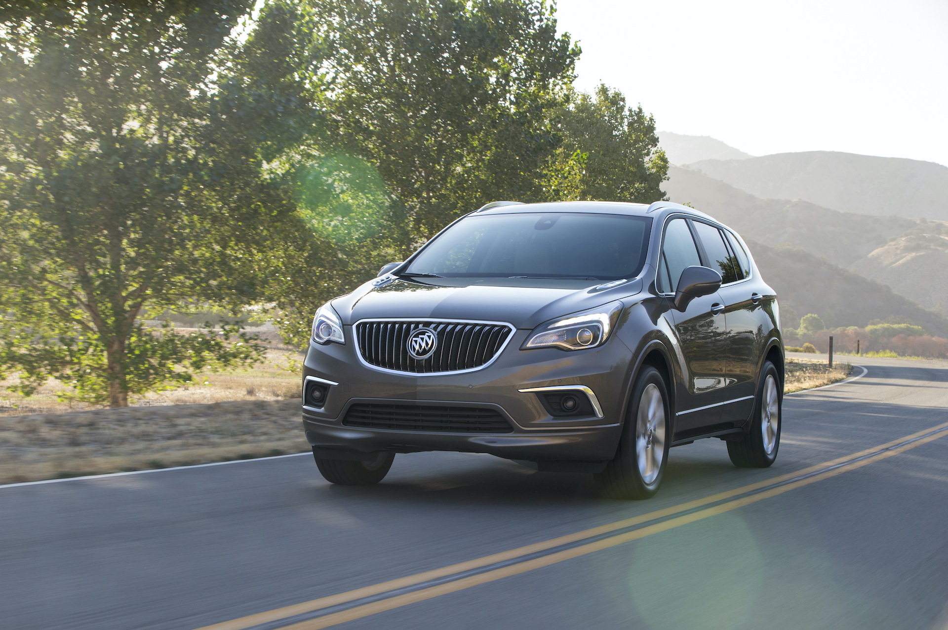 2020 Buick Envision Review Ratings Specs Prices And