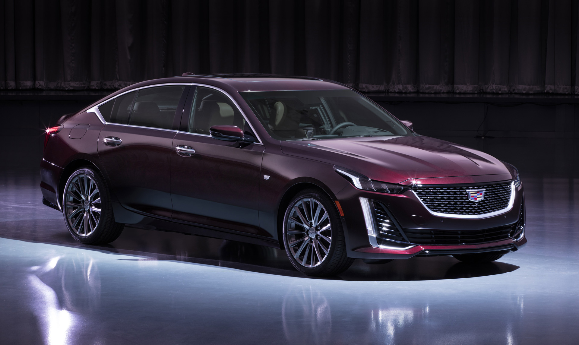 2020 Cadillac Ct5 Costs 37 890 To Start More Than 10 000 Less