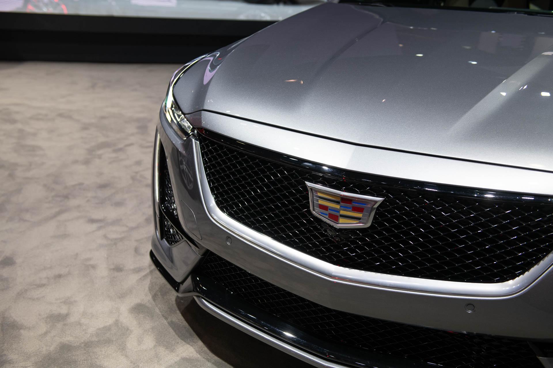 Cadillac Ct5 V Ct4 V Performance Cars Set For May 30 Debut