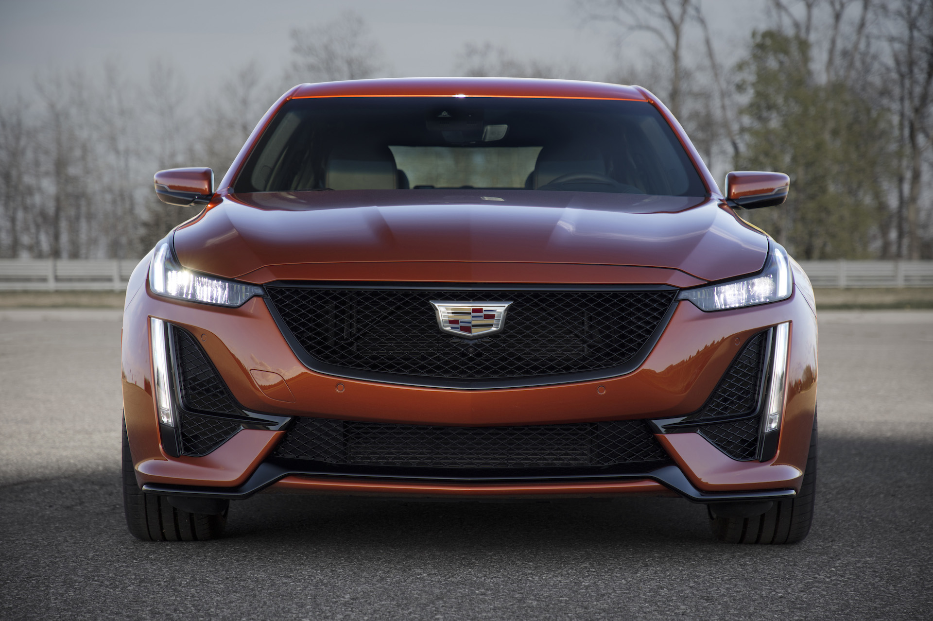 Cadillac Prices High Performance 2020 Ct5 From 45 190