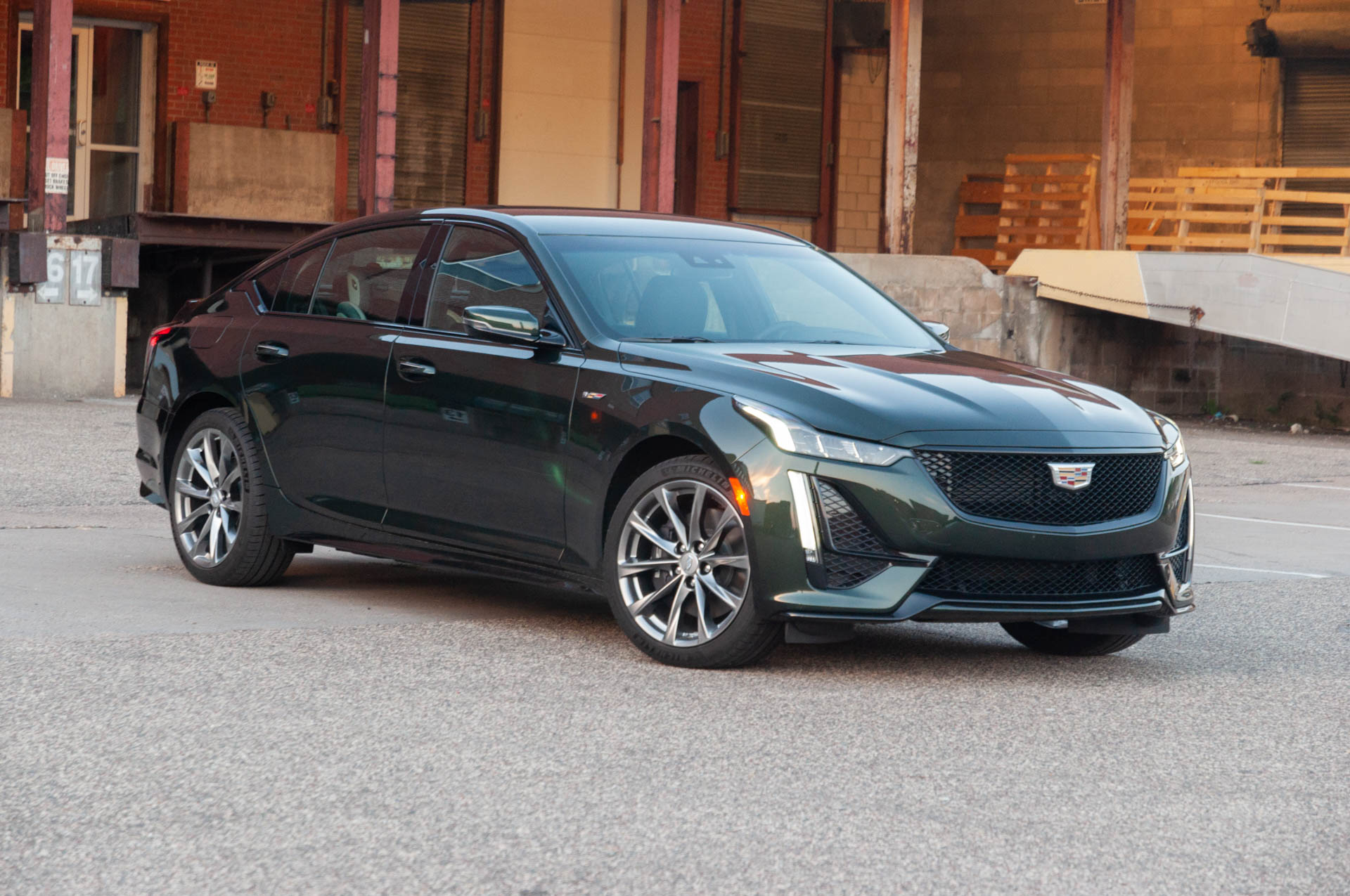 Review Update  2020 Cadillac Ct5